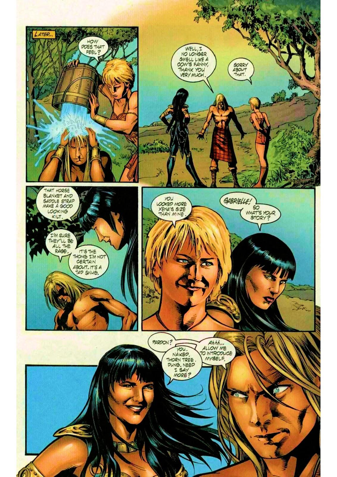 Xena: Warrior Princess (1999) Issue #10 #10 - English 8