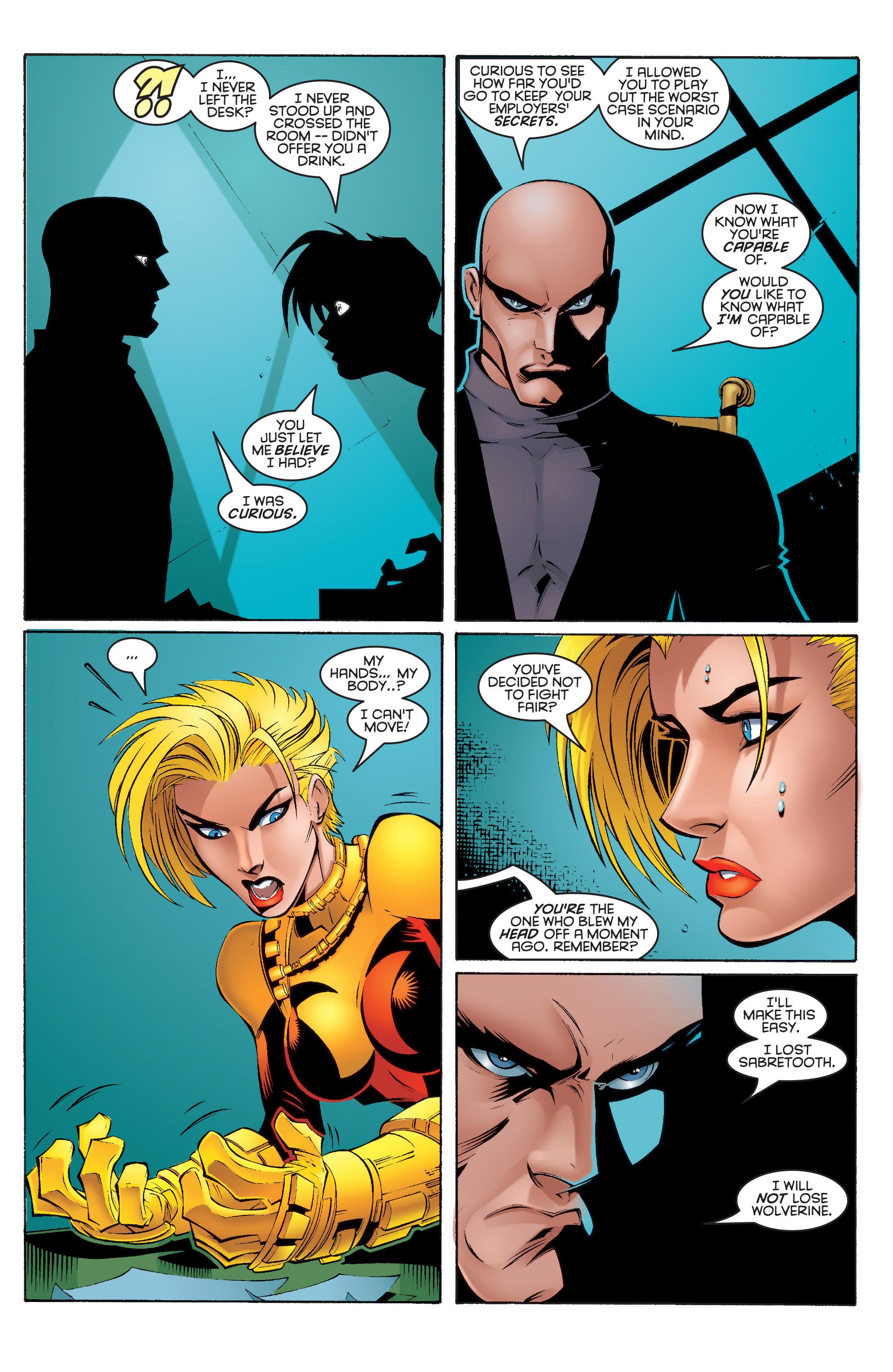 Read online Uncanny X-Men (1963) comic -  Issue #332 - 9