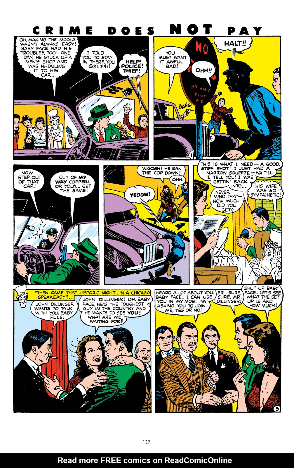Read online Crime Does Not Pay Archives comic -  Issue # TPB 8 (Part 2) - 38