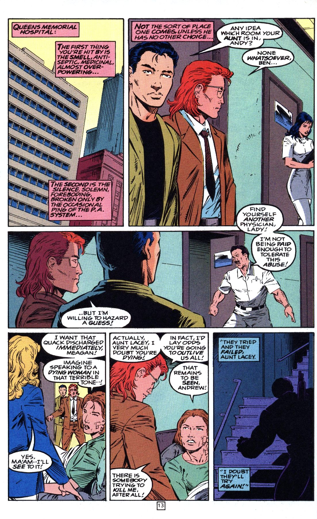 Read online Gunfire comic -  Issue #7 - 17