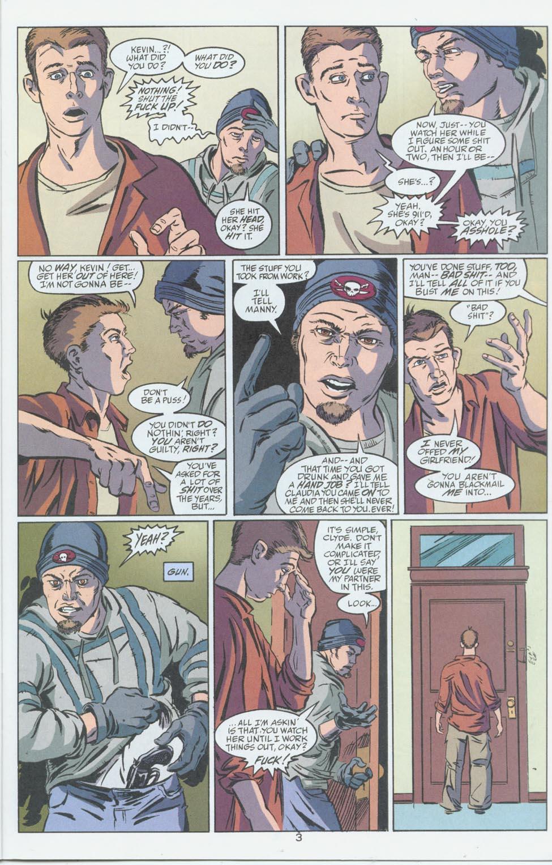 Read online Flinch comic -  Issue #9 - 18