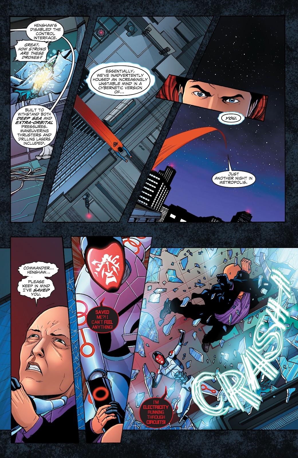 Read online Smallville Season 11 [II] comic -  Issue # TPB 1 - 106