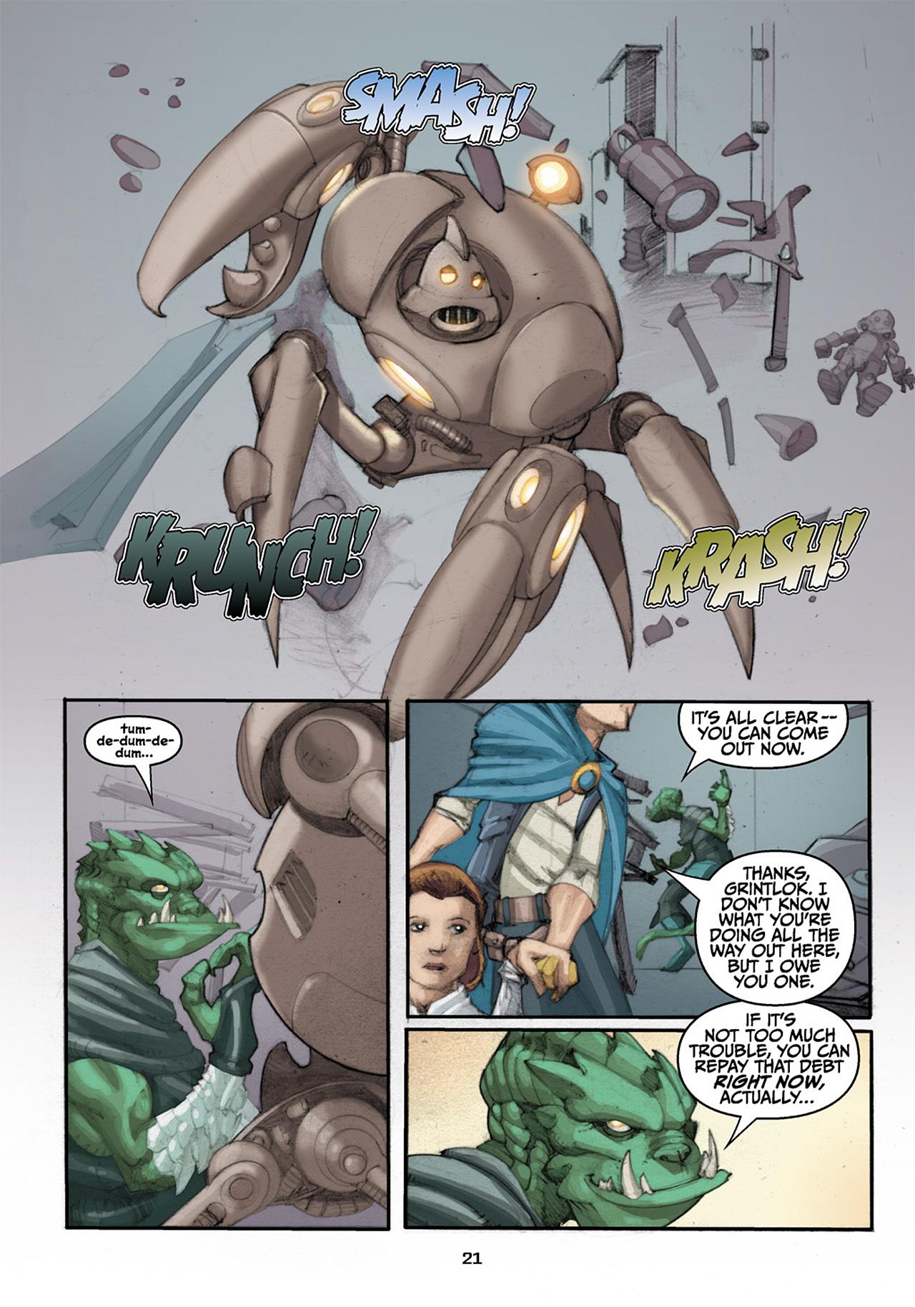 Read online Star Wars Omnibus comic -  Issue # Vol. 33 - 103