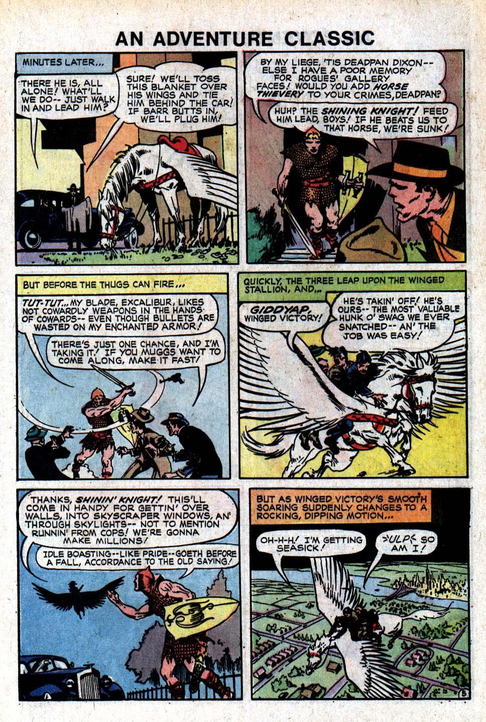 Read online Adventure Comics (1938) comic -  Issue #417 - 23