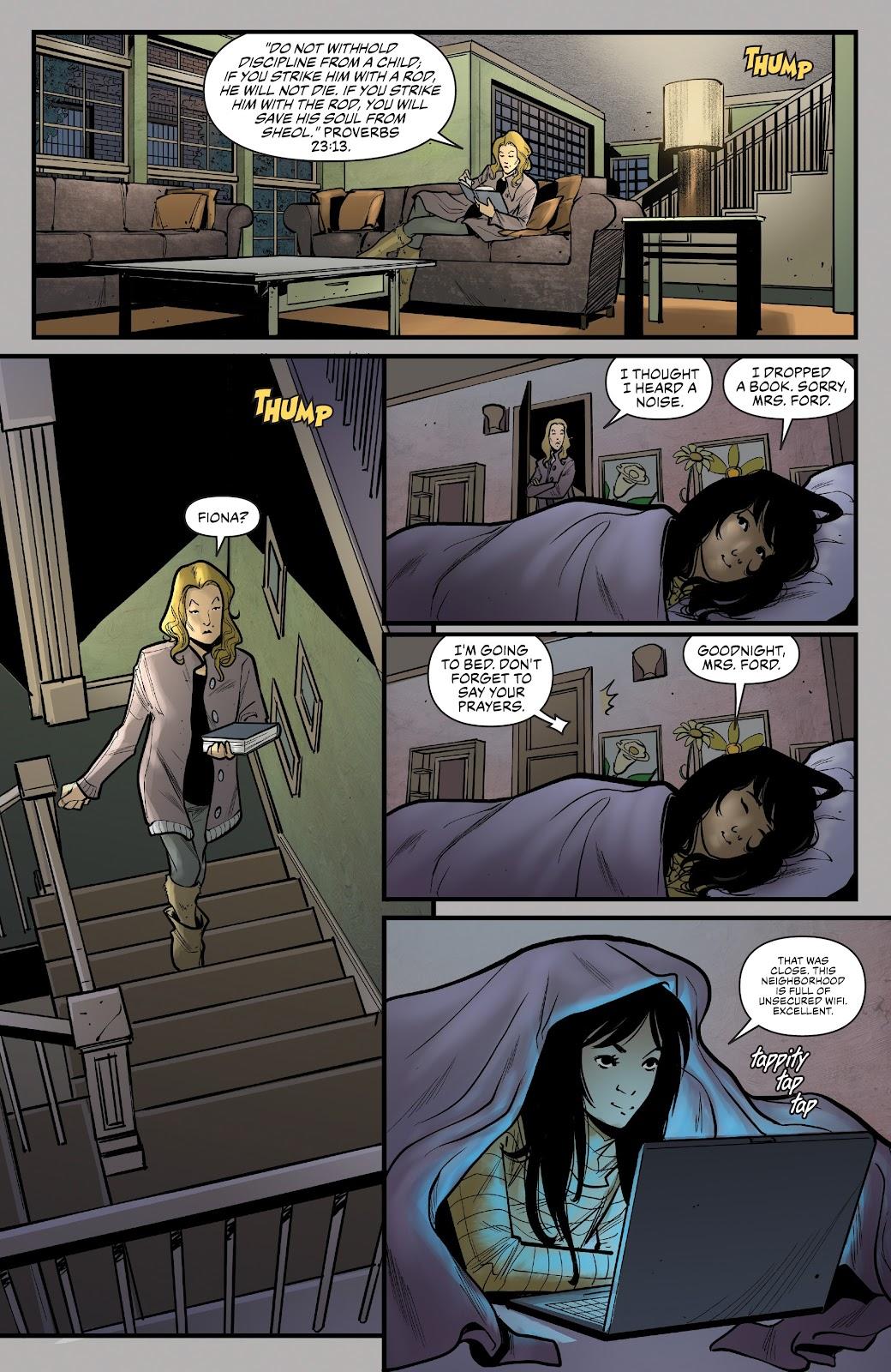 Read online Summit comic -  Issue #12 - 8