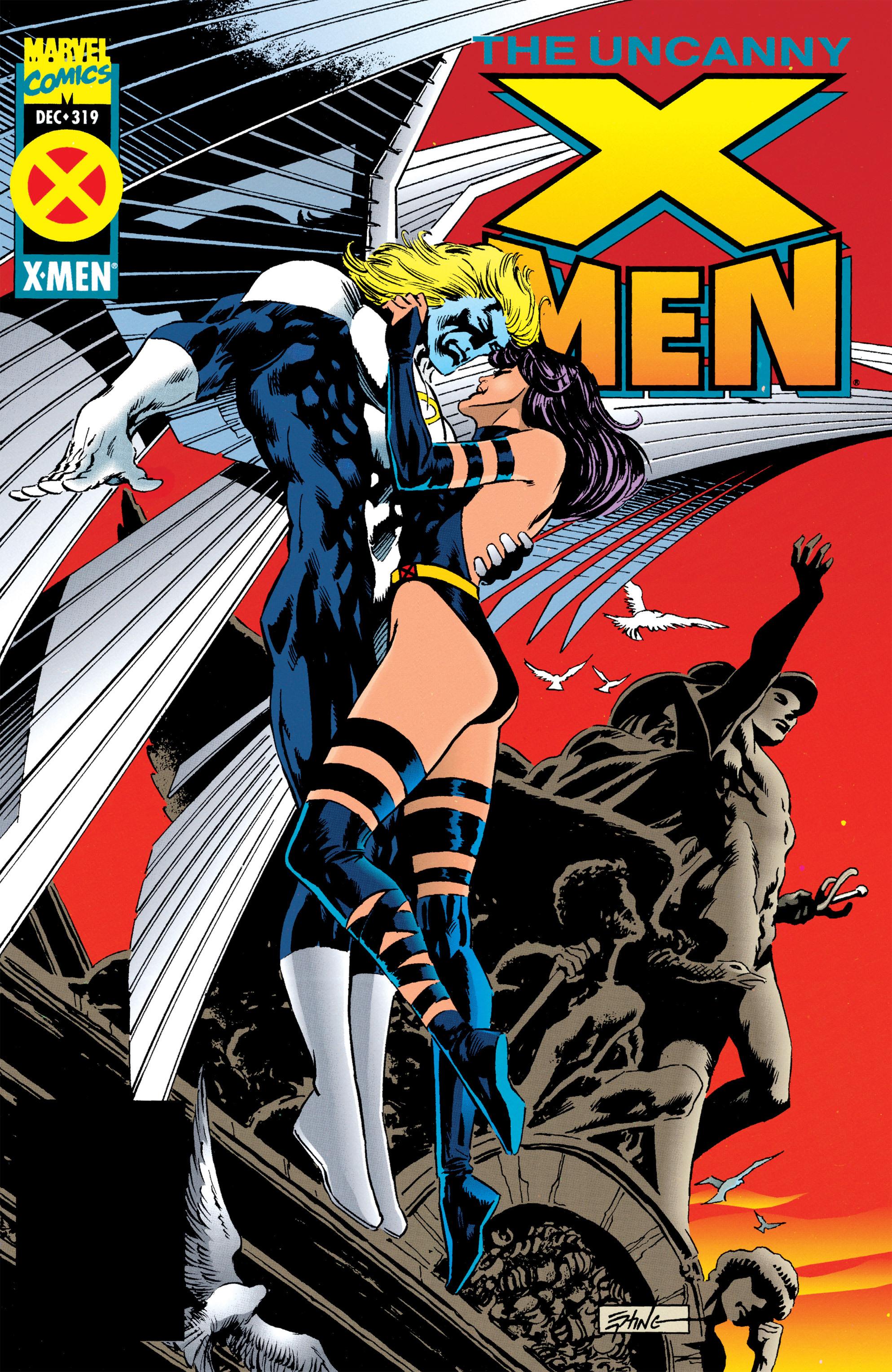 Uncanny X-Men (1963) 319 Page 1