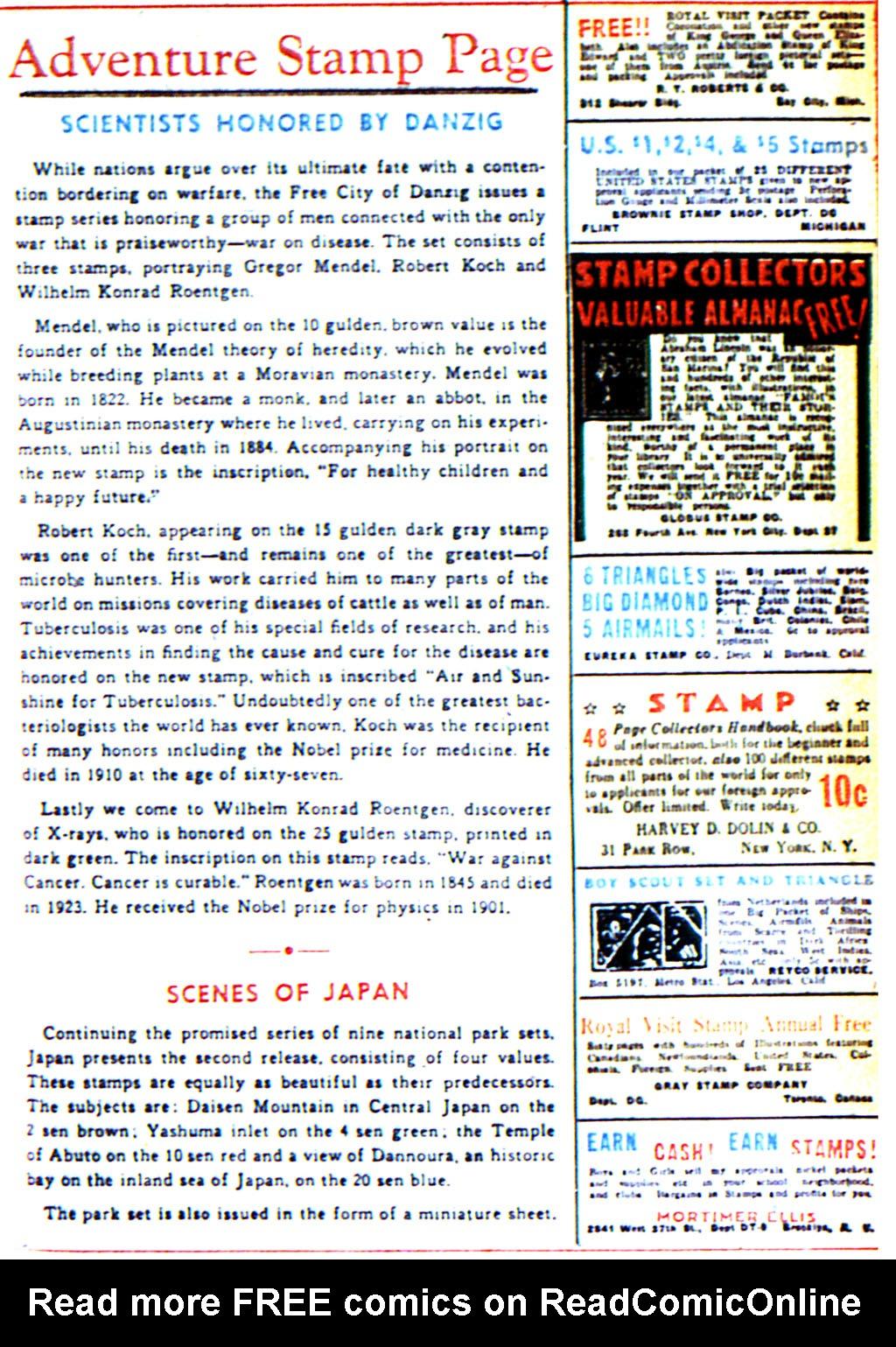 Read online Adventure Comics (1938) comic -  Issue #42 - 9