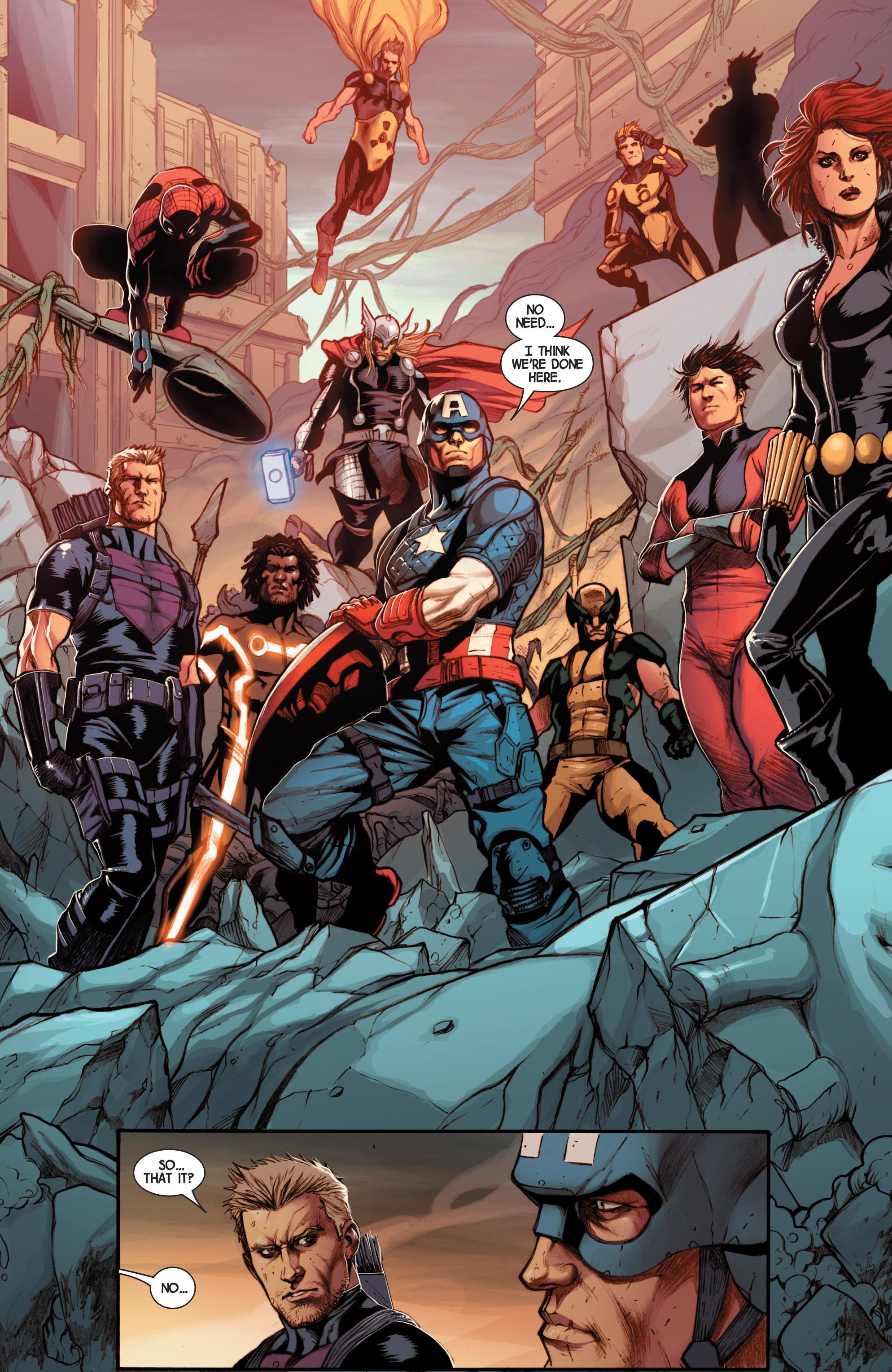 Read online Avengers (2013) comic -  Issue #Avengers (2013) _TPB 3 - 93