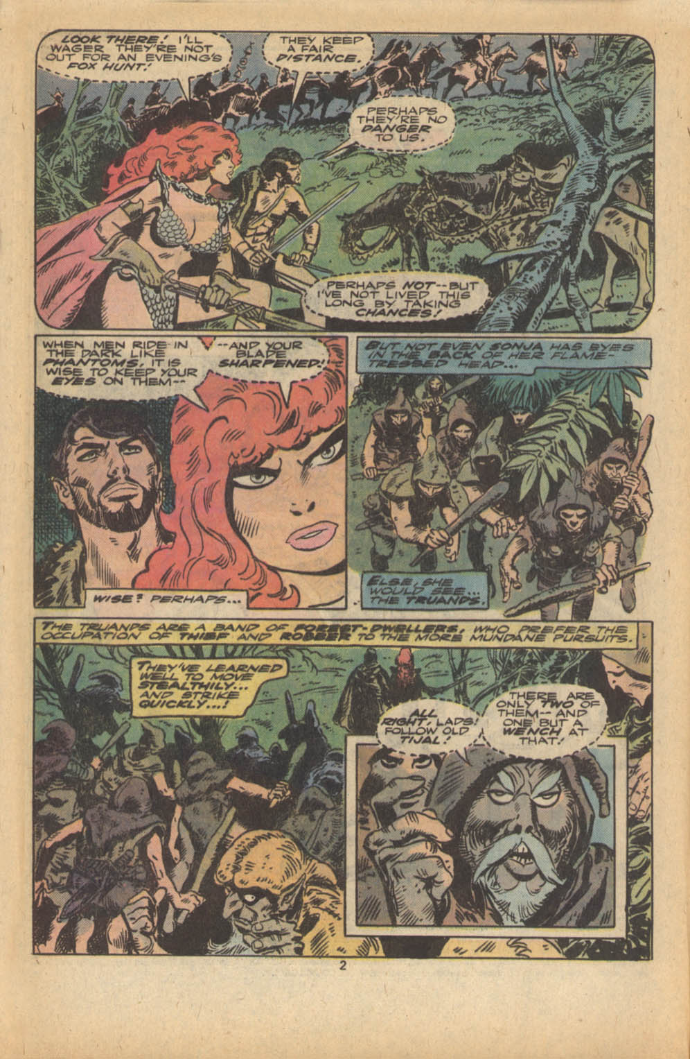 Red Sonja (1977) issue 5 - Page 3