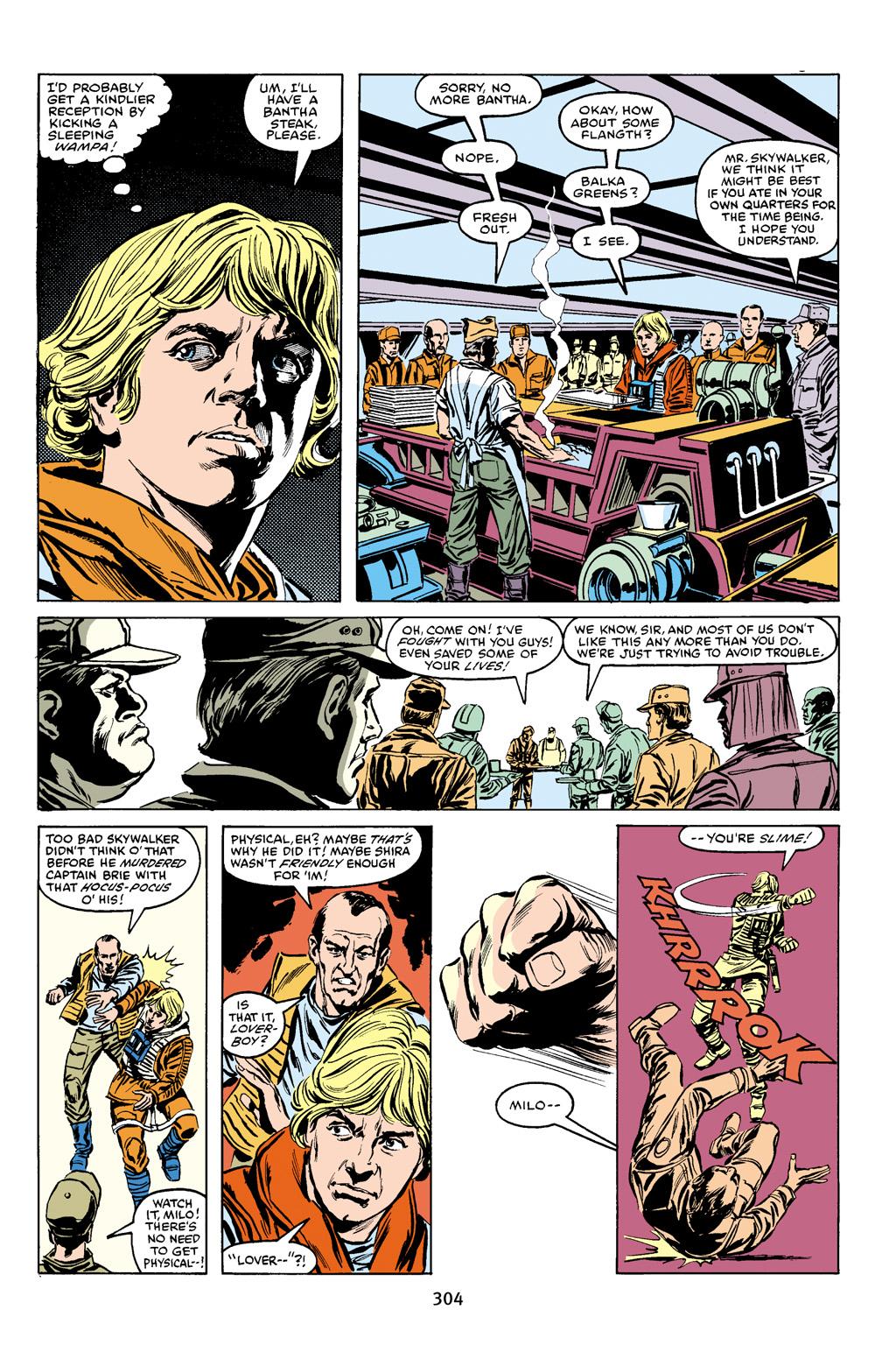Read online Star Wars Omnibus comic -  Issue # Vol. 16 - 299