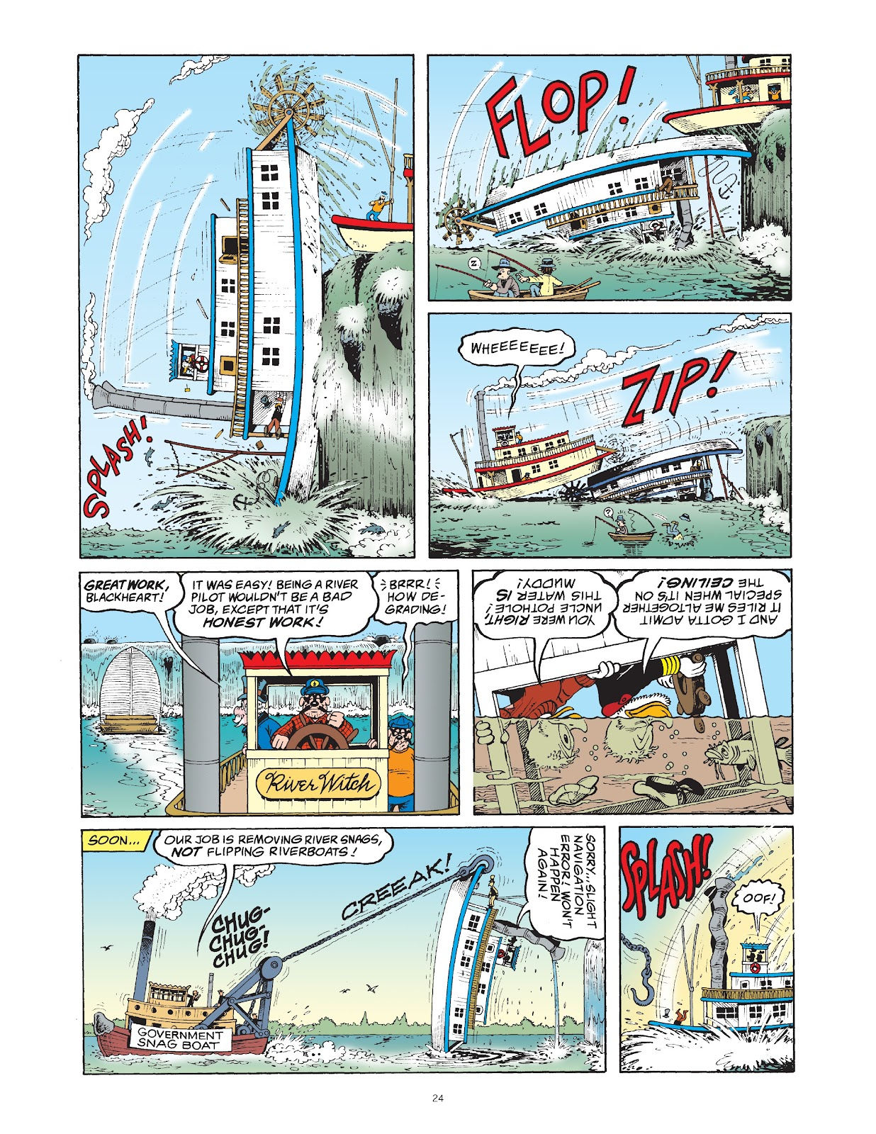 Read online The Complete Life and Times of Scrooge McDuck comic -  Issue # TPB 1 (Part 1) - 31