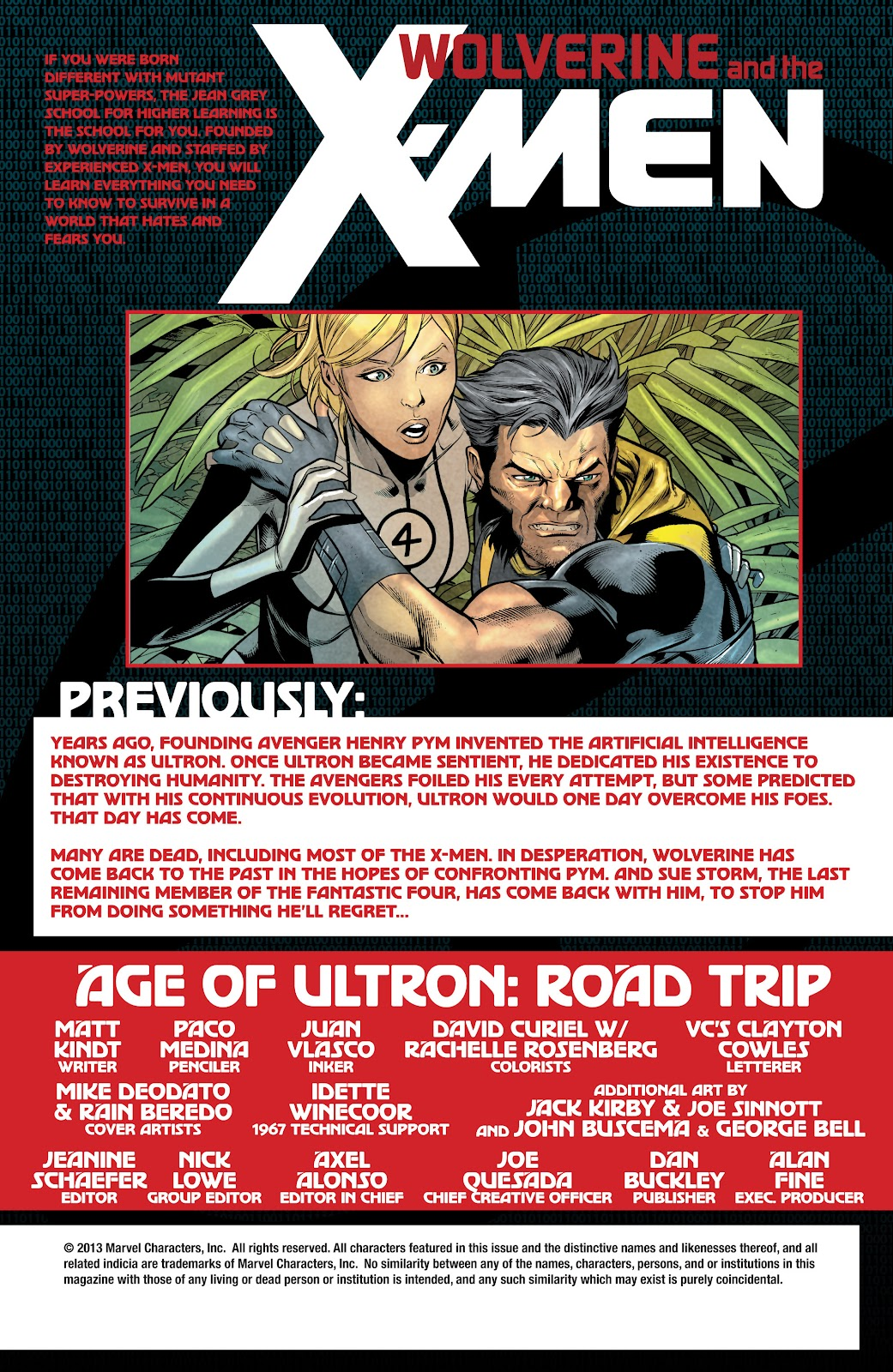Read online Age of Ultron Companion comic -  Issue # TPB (Part 2) - 17