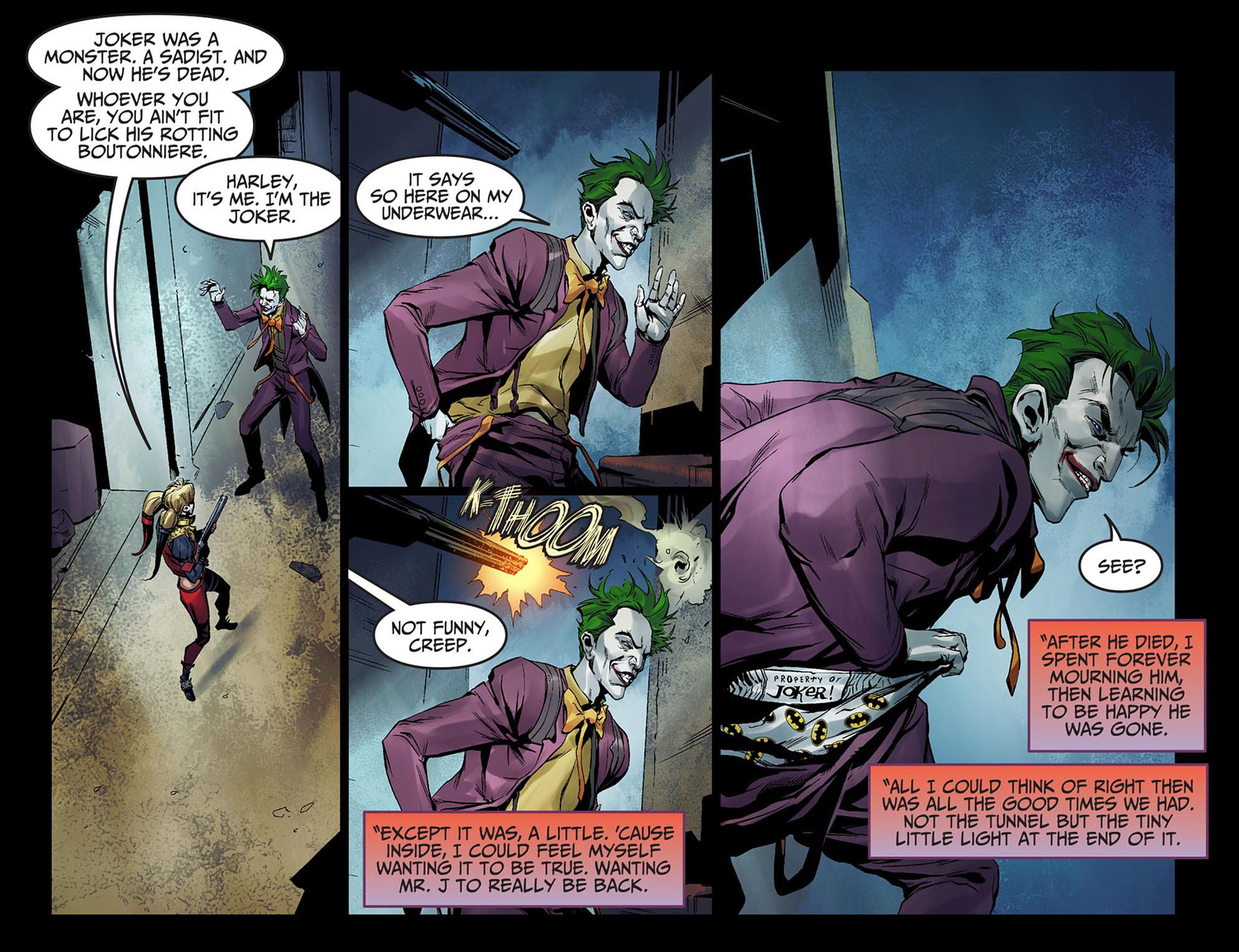 Read online Injustice: Ground Zero comic -  Issue #5 - 8