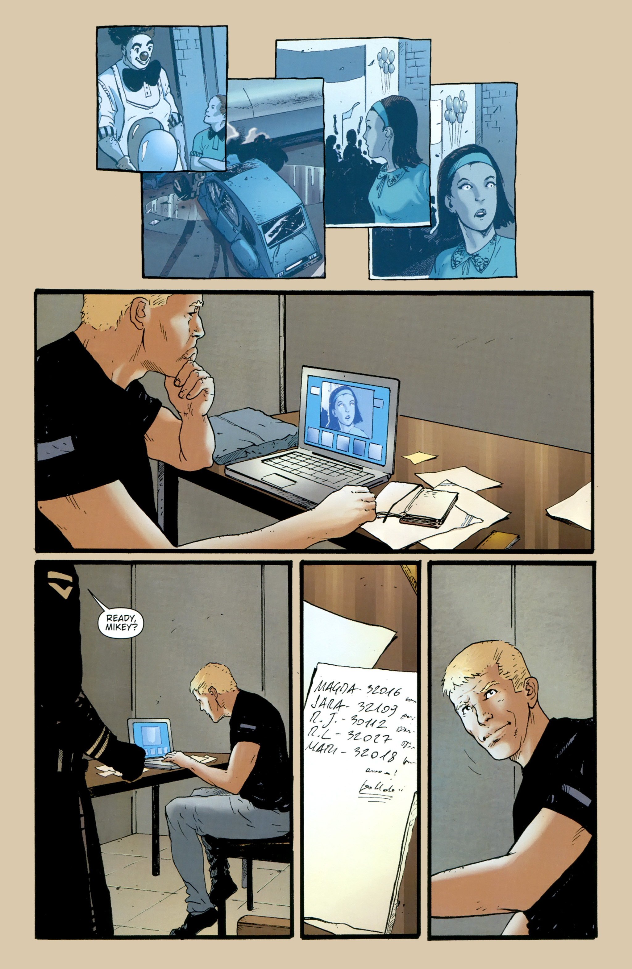 Read online The Girl With the Dragon Tattoo comic -  Issue # TPB 2 - 10