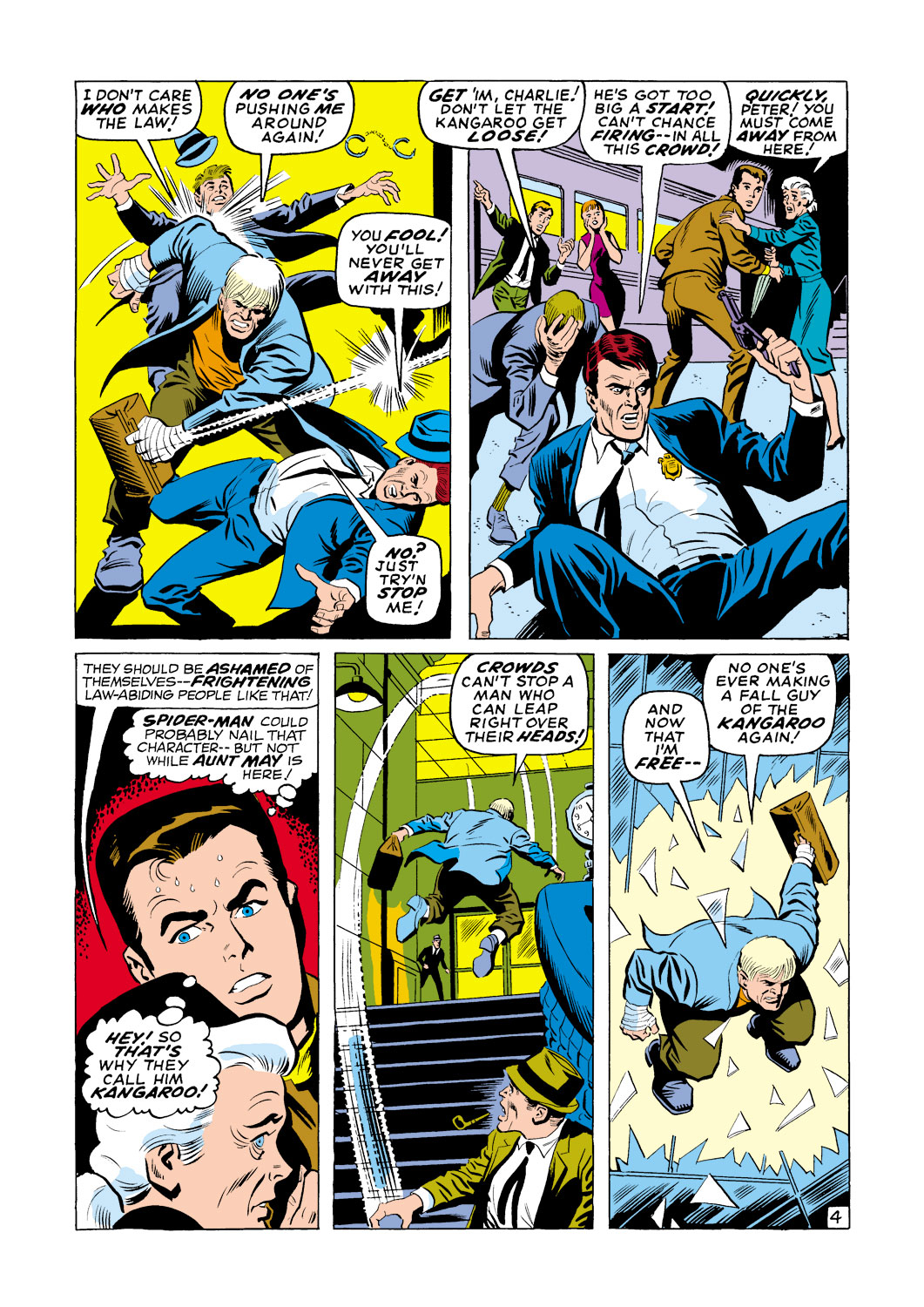 The Amazing Spider-Man (1963) 81 Page 4