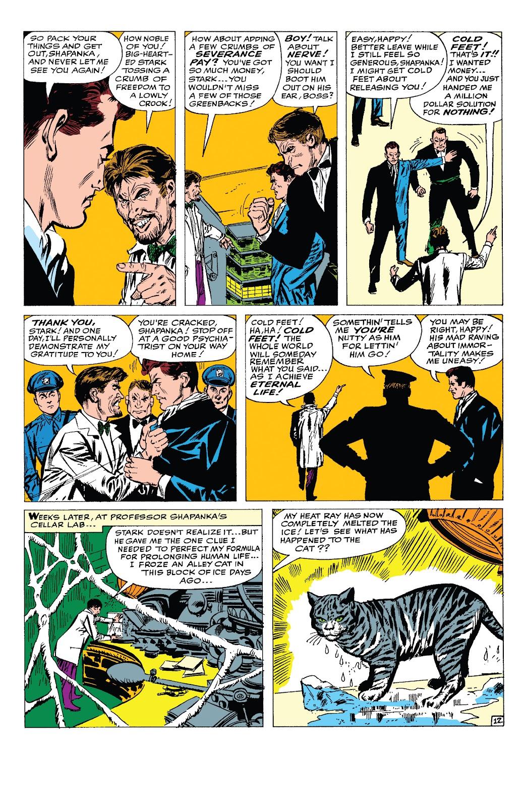 Read online Marvel Tales: Iron Man comic -  Issue # Full - 31