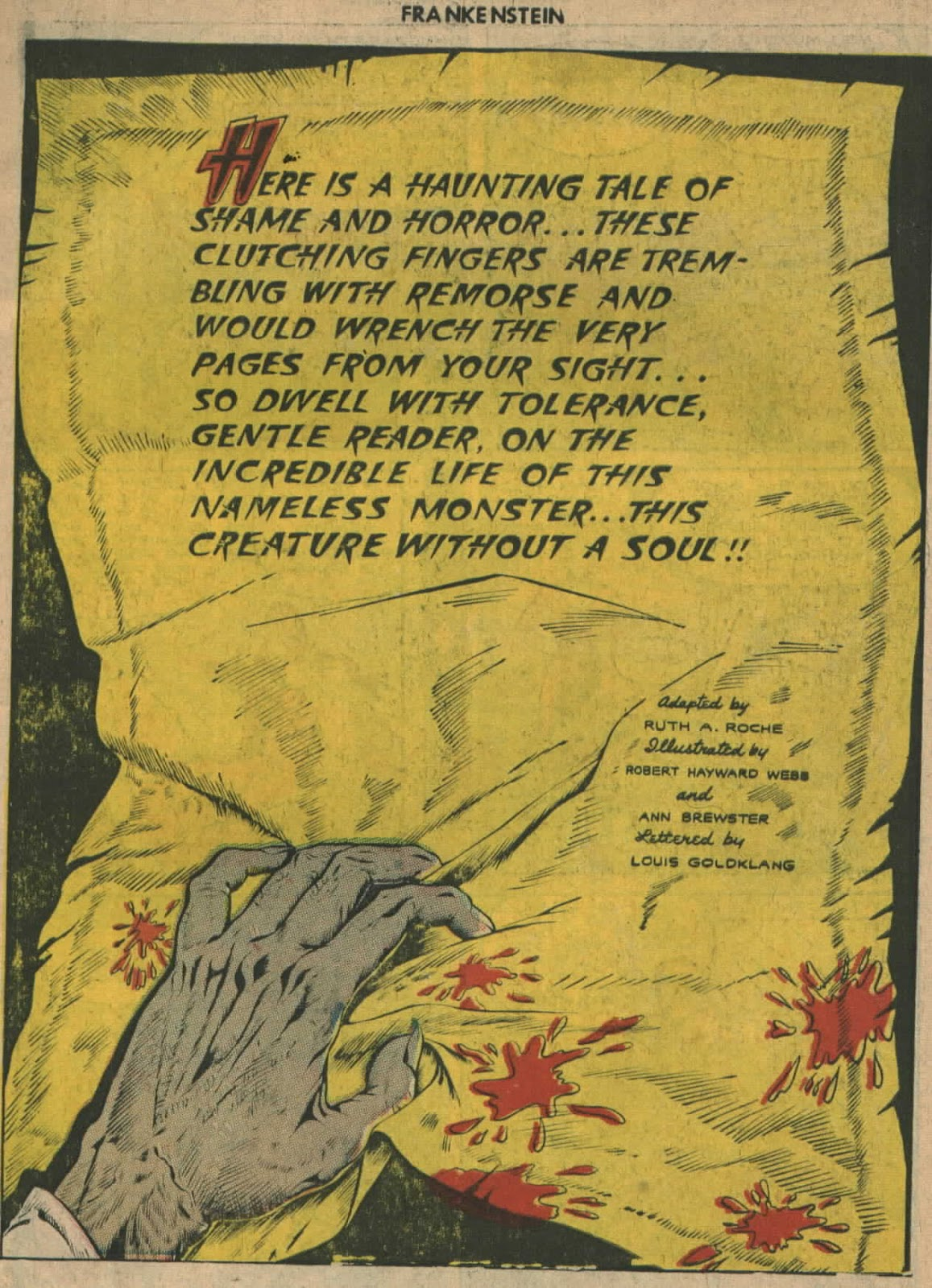Classics Illustrated issue 26 - Page 3