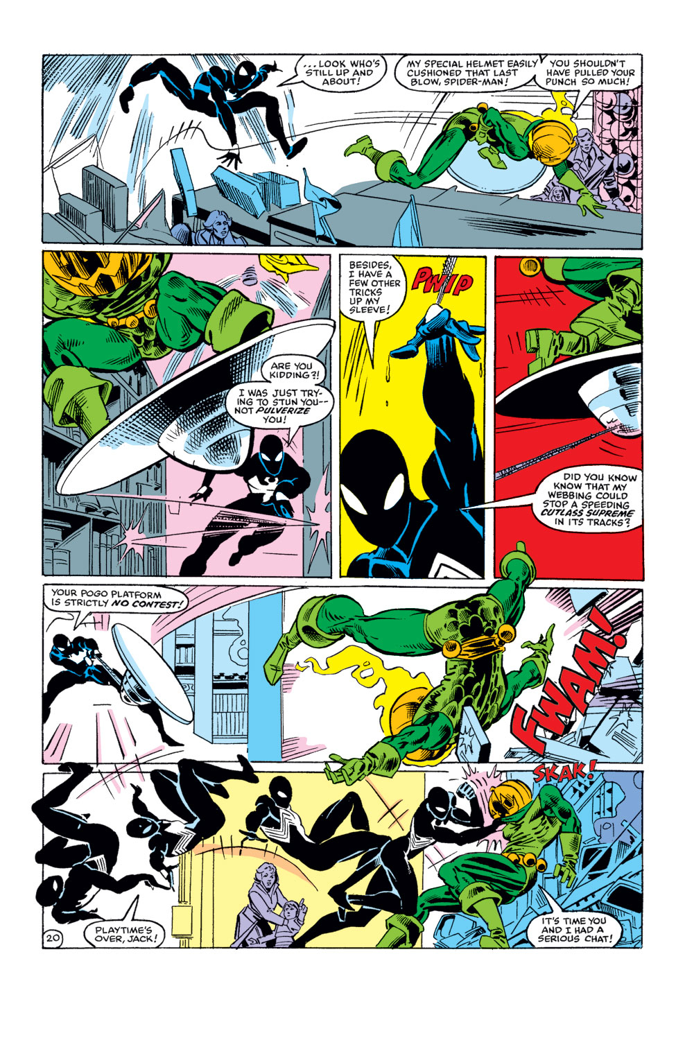 The Amazing Spider-Man (1963) 254 Page 20