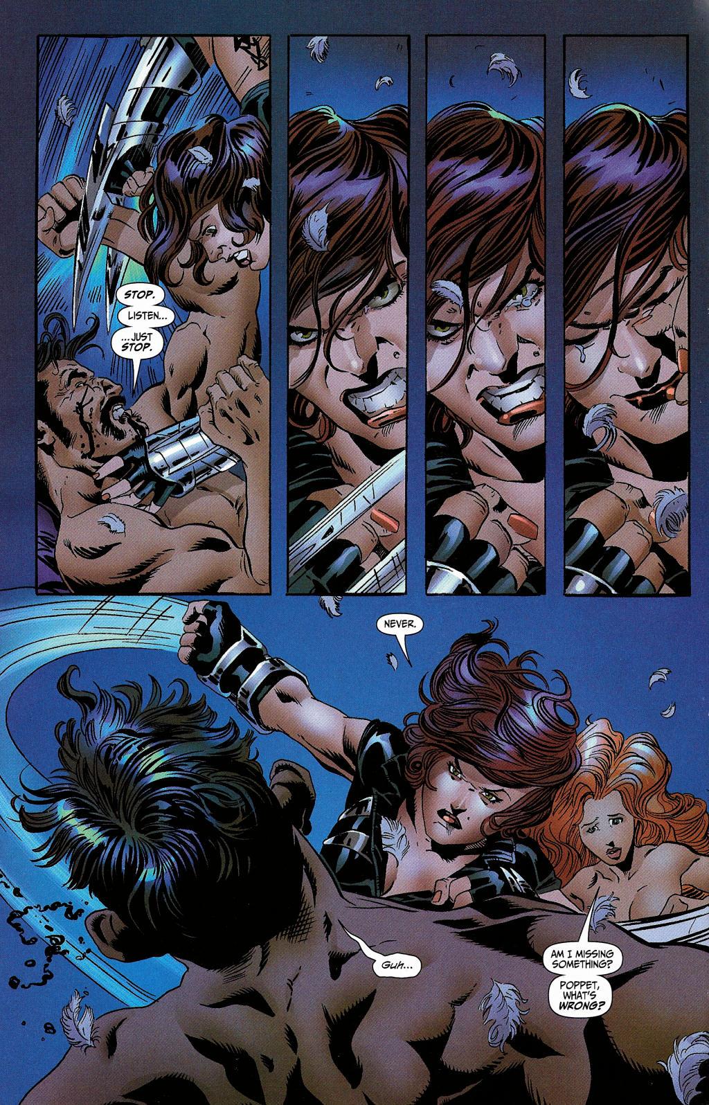 Read online Secret Six (2006) comic -  Issue #5 - 6