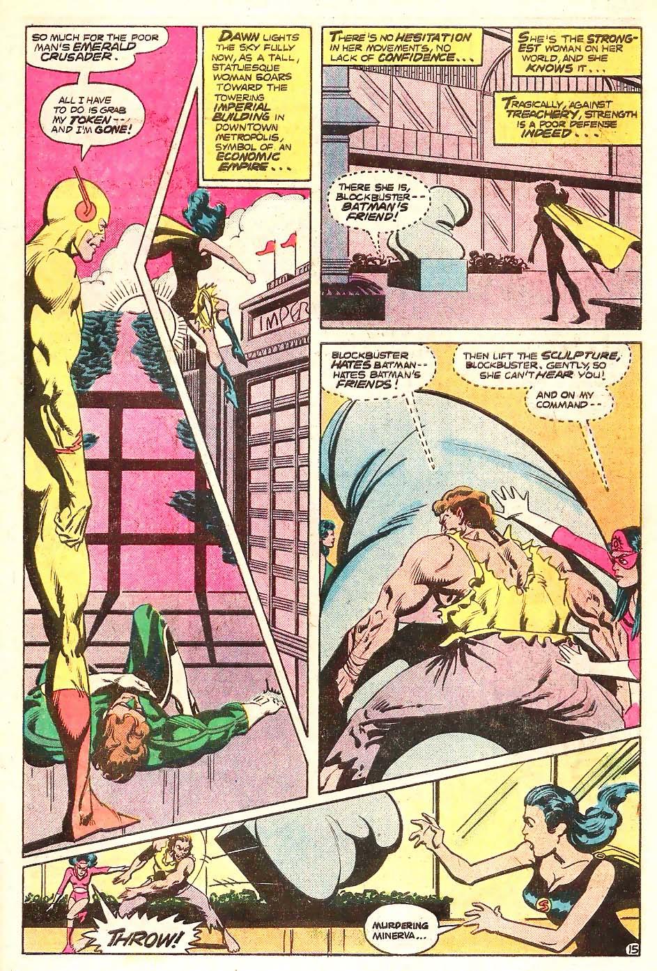 Read online Secret Society of Super-Villains comic -  Issue #13 - 16