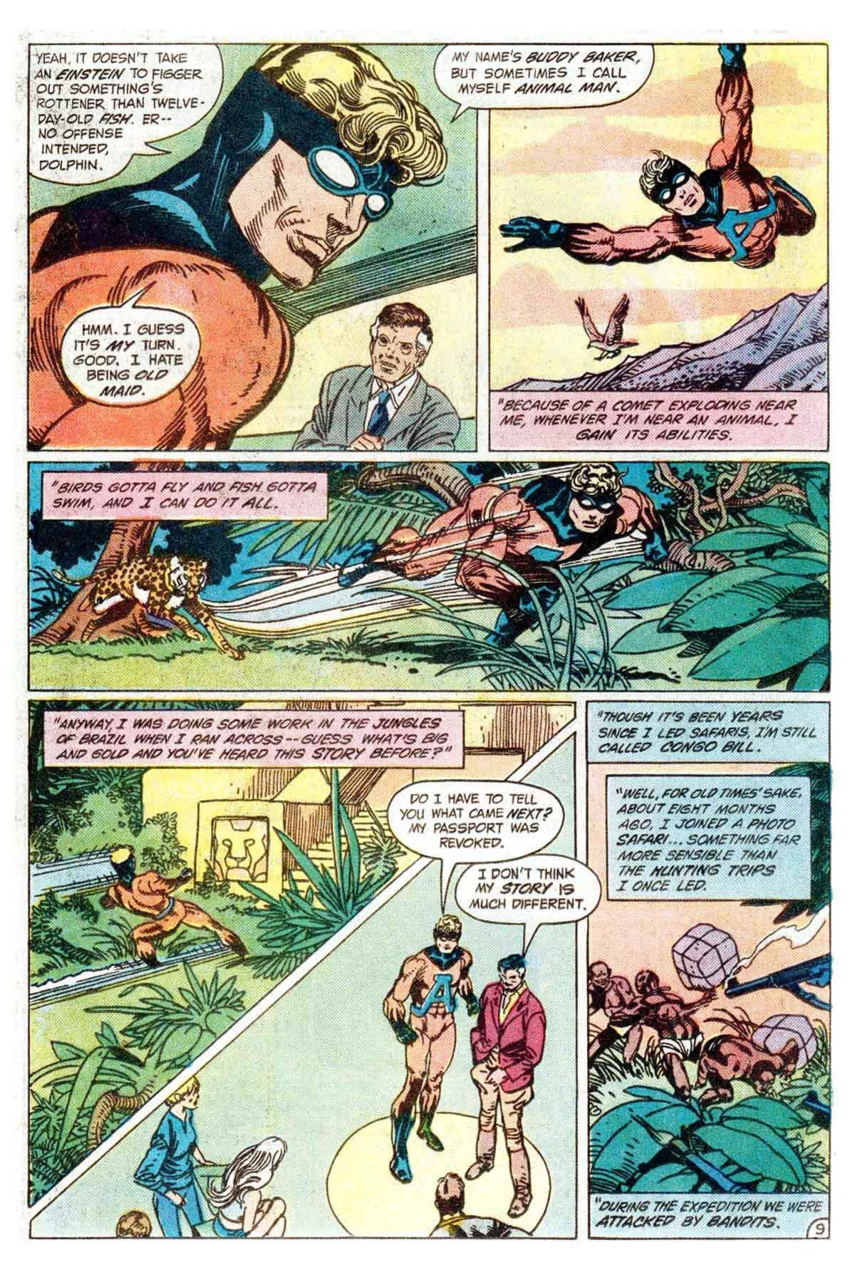 Read online Action Comics (1938) comic -  Issue #552 - 10
