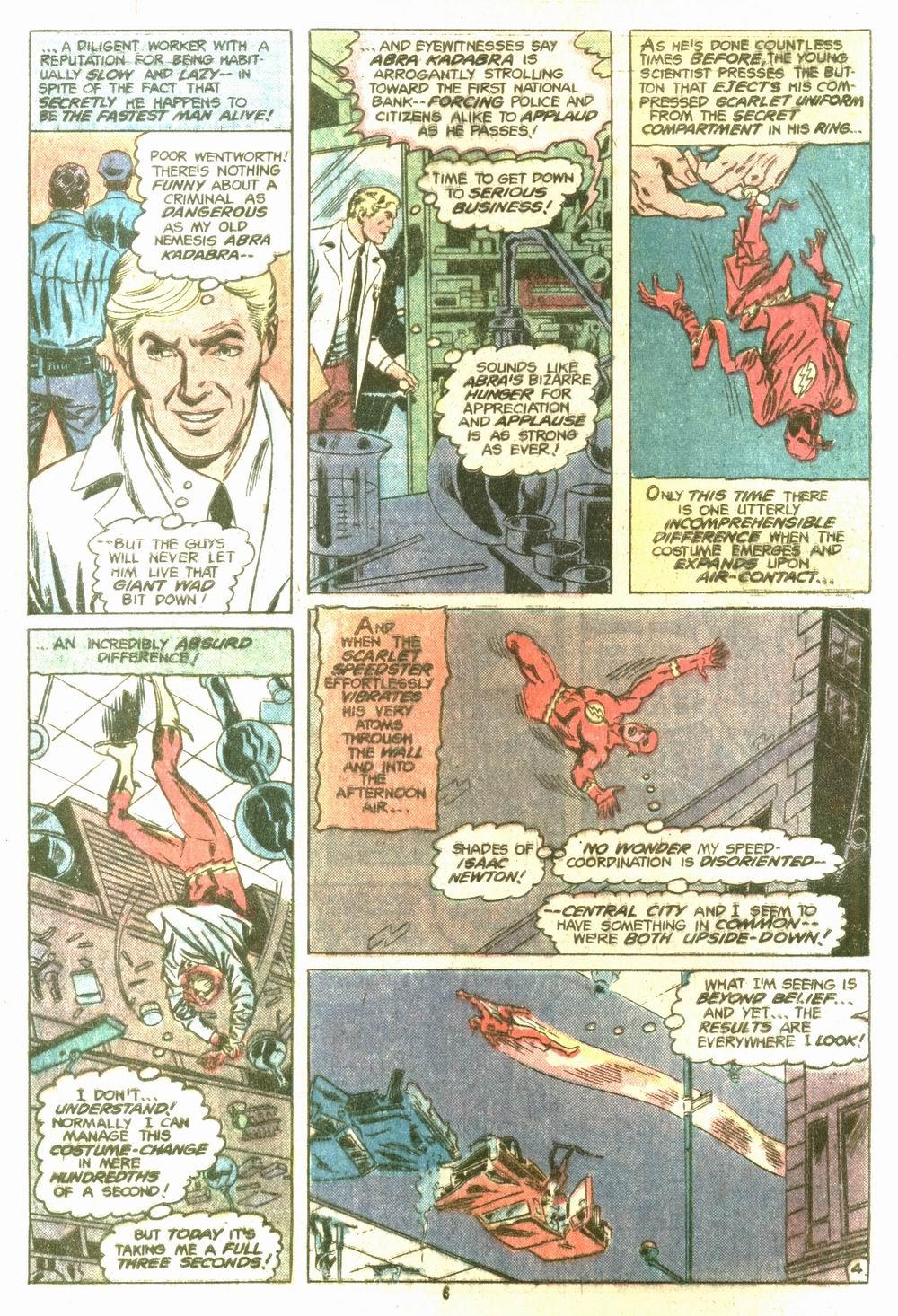 Read online Adventure Comics (1938) comic -  Issue #464 - 6