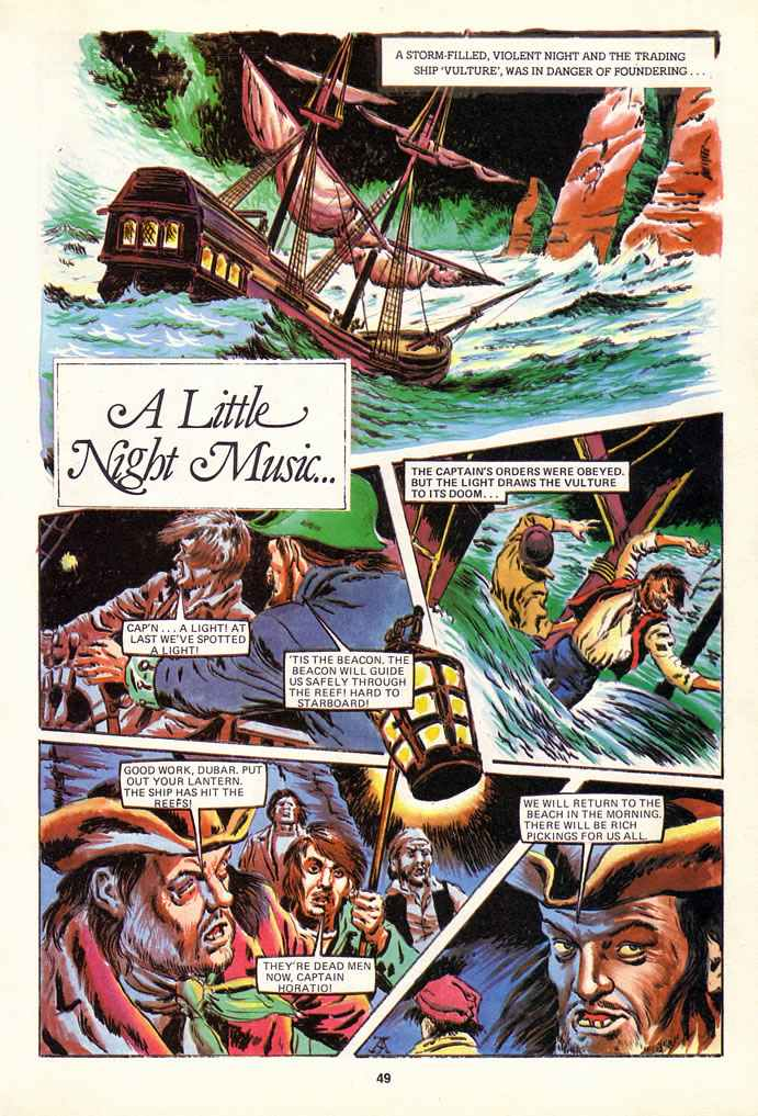 Read online Misty comic -  Issue # _Annual 1980 - 49