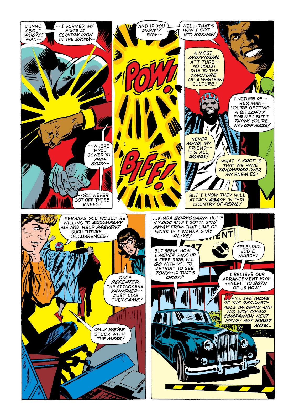 Read online Marvel Masterworks: The Invincible Iron Man comic -  Issue # TPB 9 (Part 3) - 4