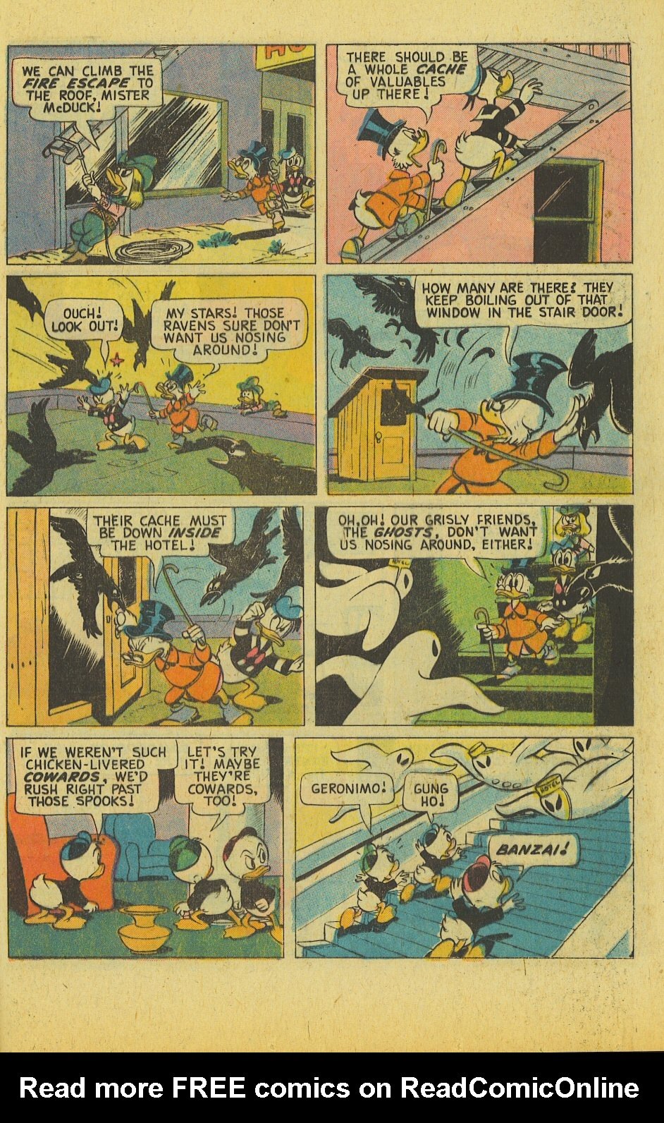 Read online Uncle Scrooge (1953) comic -  Issue #122 - 25