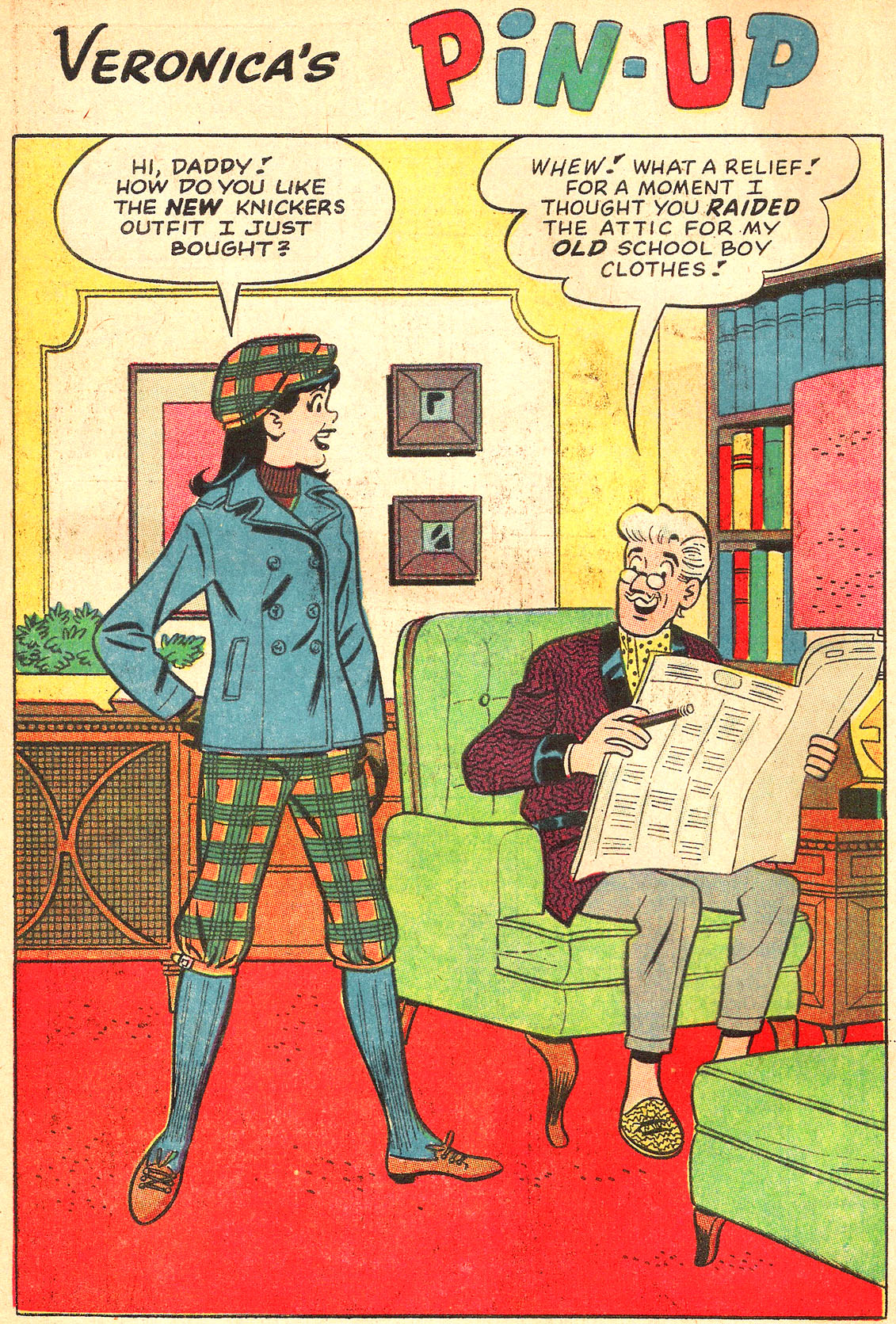 Read online Archie's Girls Betty and Veronica comic -  Issue #134 - 10