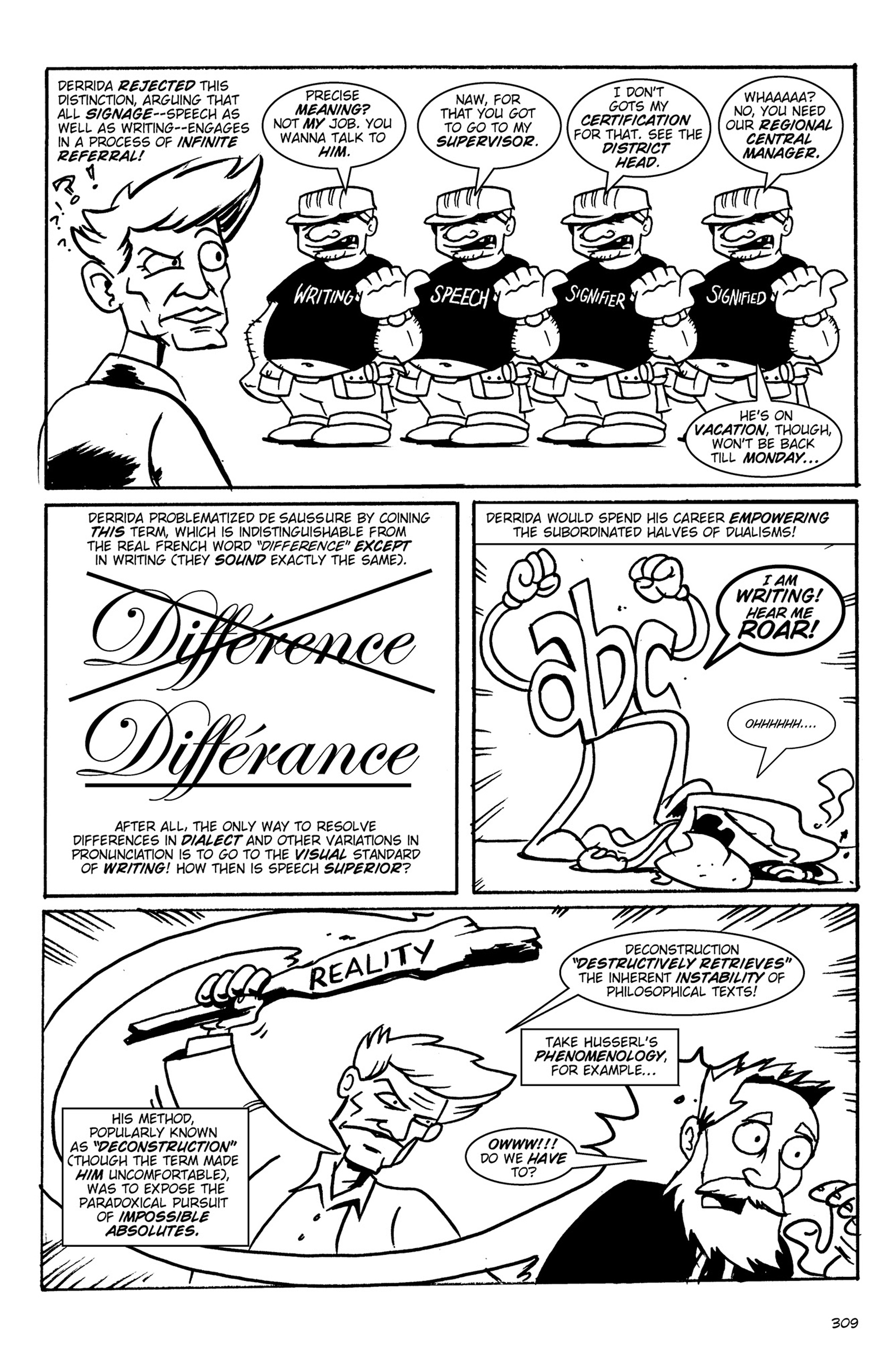 Read online Action Philosophers! comic -  Issue #Action Philosophers! TPB (Part 2) - 136