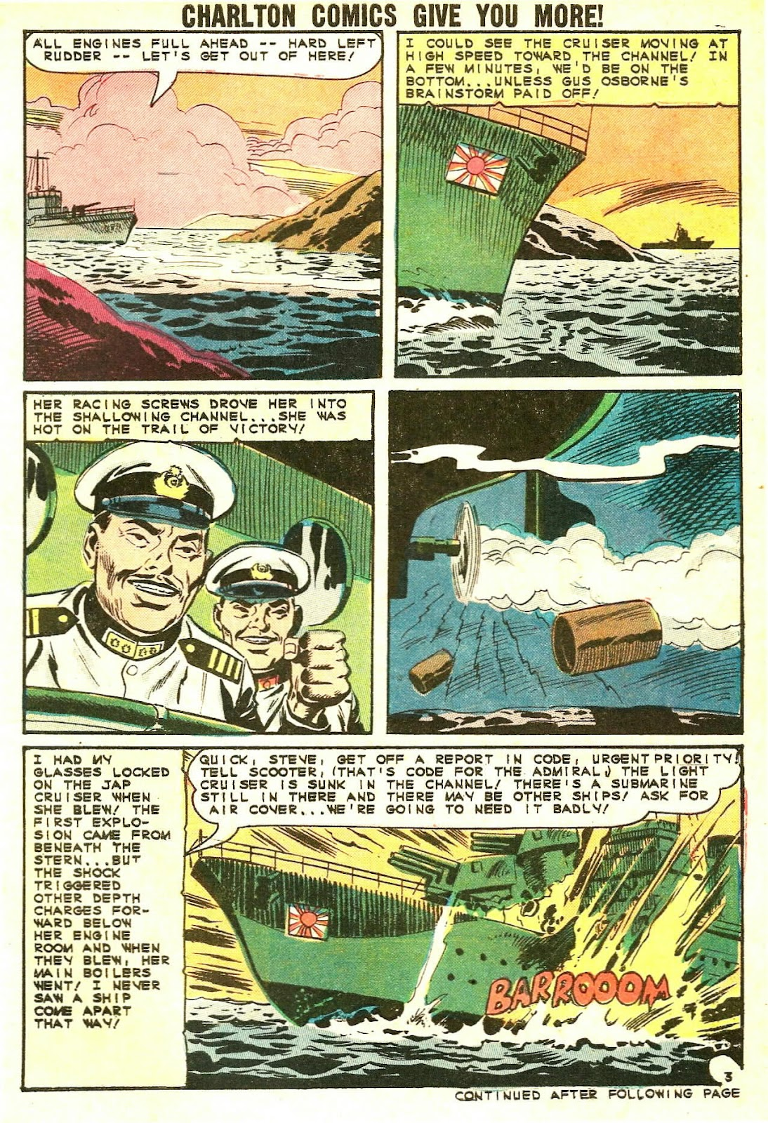 Read online Fightin' Navy comic -  Issue #118 - 5