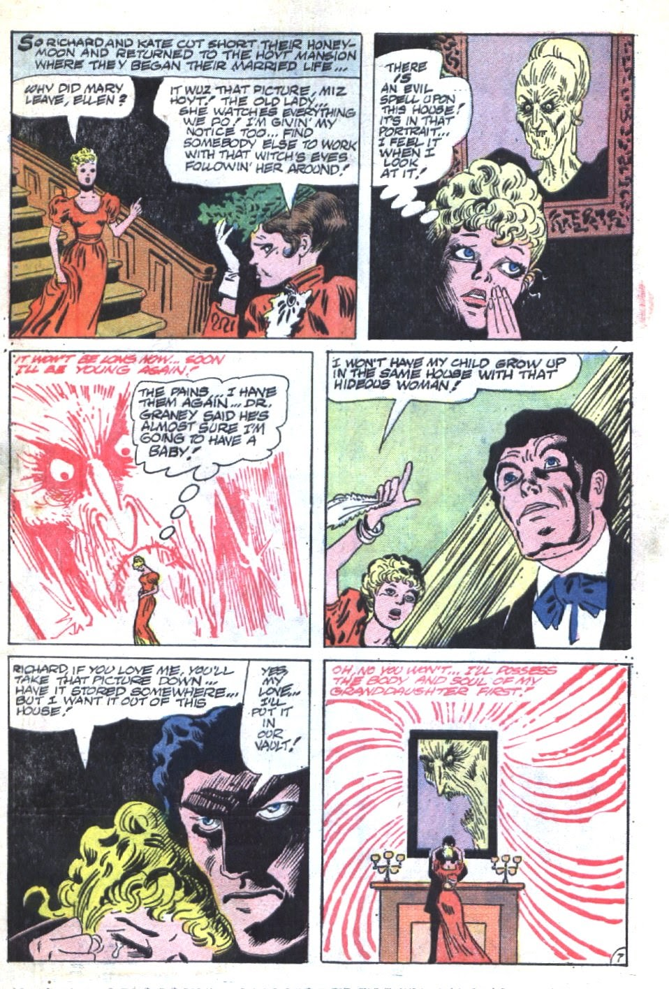 Haunted Love (1973) issue 5 - Page 31