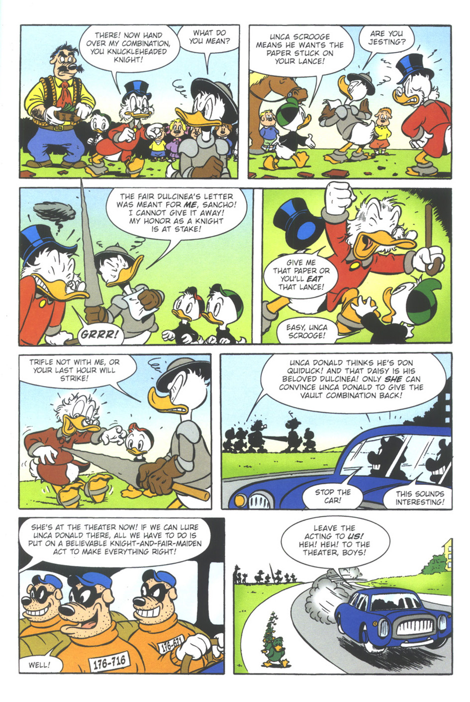 Read online Uncle Scrooge (1953) comic -  Issue #347 - 41