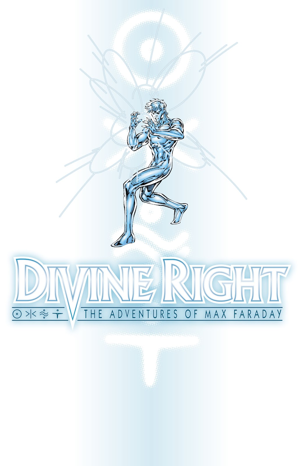 Read online Divine Right comic -  Issue # _TPB The Adventures of Max Faraday (Part 1) - 2
