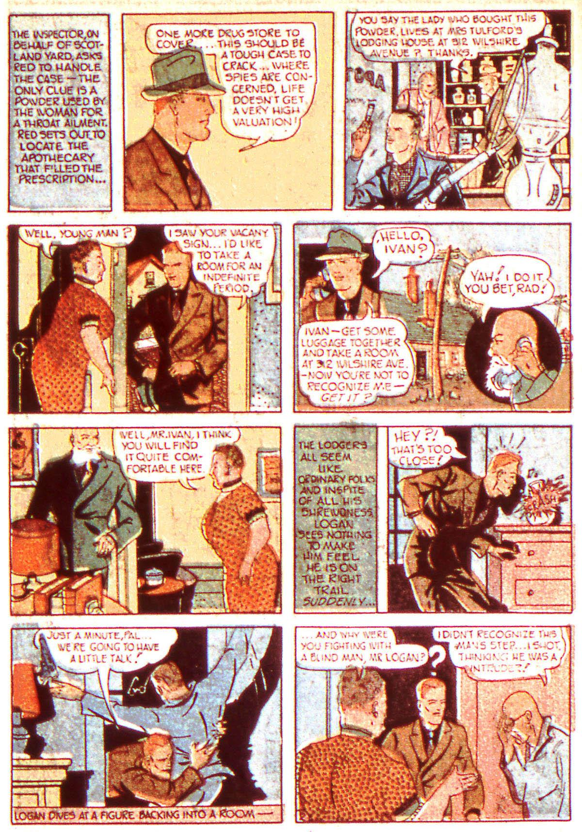 Detective Comics (1937) 40 Page 22