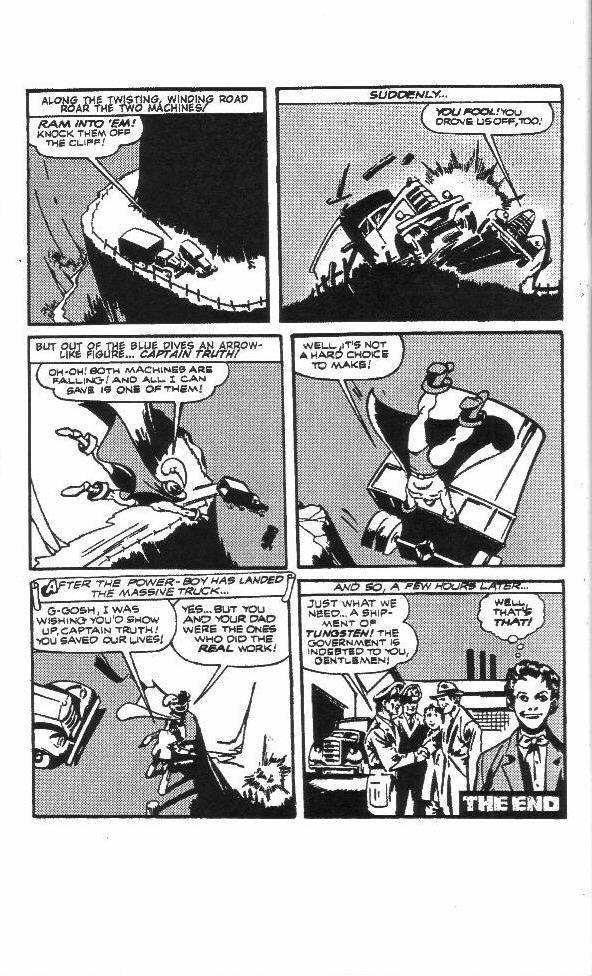 Read online Men of Mystery Comics comic -  Issue #47 - 50