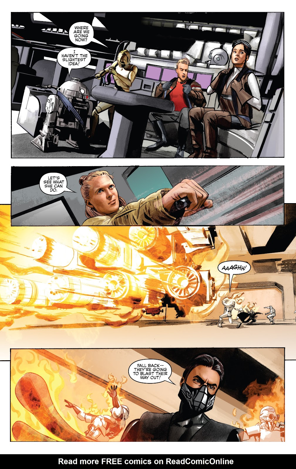 Read online Star Wars Legends: Infinities - Epic Collection comic -  Issue # TPB (Part 5) - 10