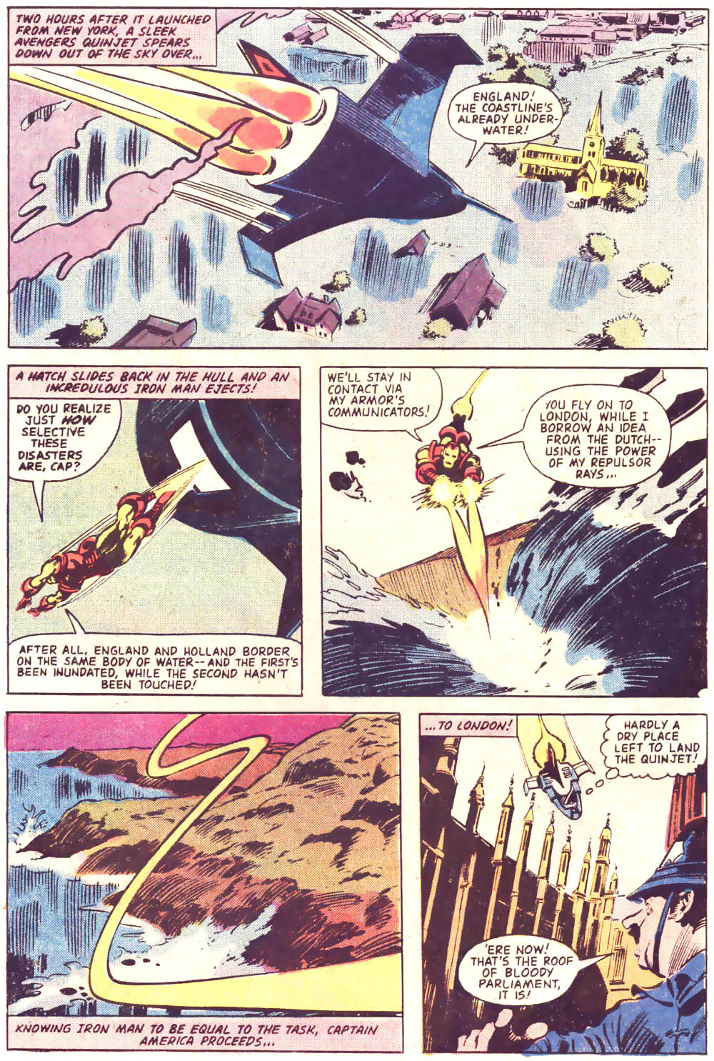 The Avengers (1963) 210 Page 7