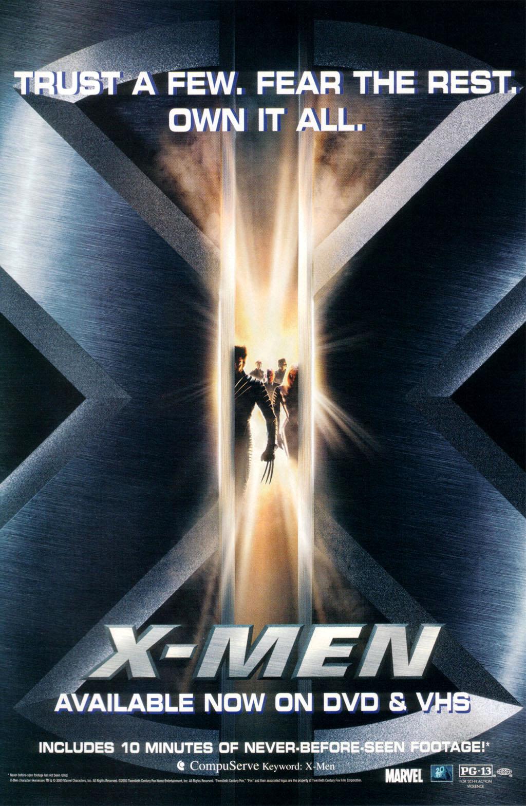 Read online Sentry/X-Men comic -  Issue # Full - 34