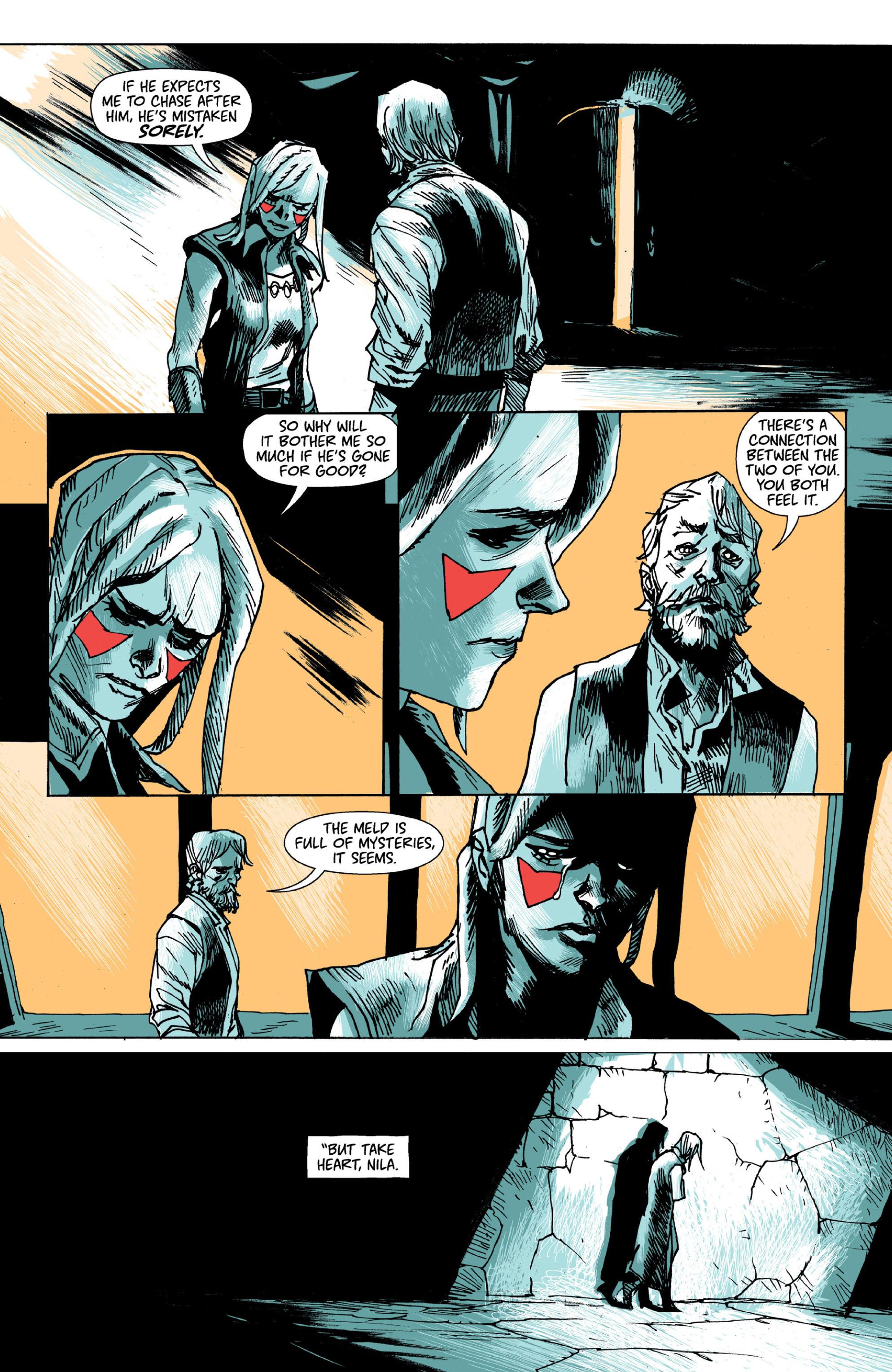 Read online Ei8ht comic -  Issue # TPB - 121