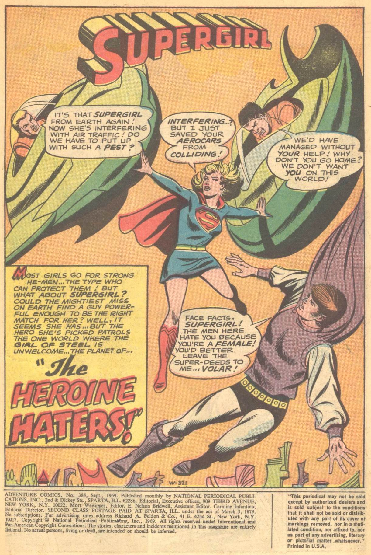 Read online Adventure Comics (1938) comic -  Issue #384 - 3