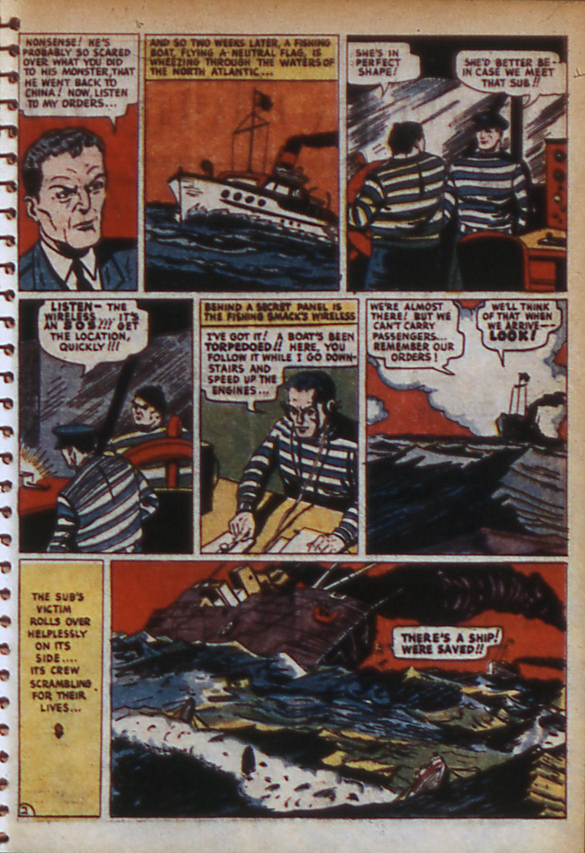 Read online Adventure Comics (1938) comic -  Issue #56 - 14
