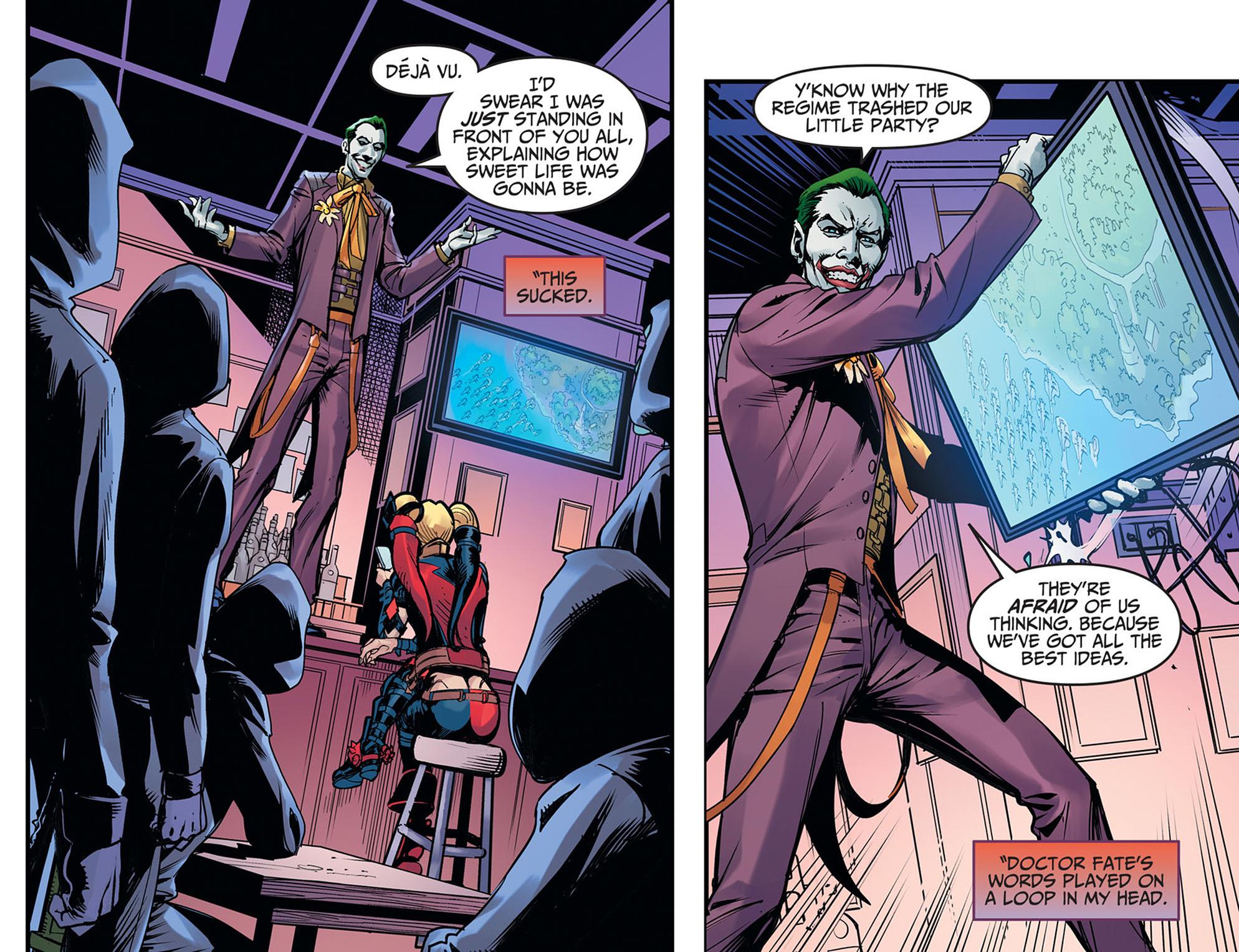 Read online Injustice: Ground Zero comic -  Issue #16 - 10