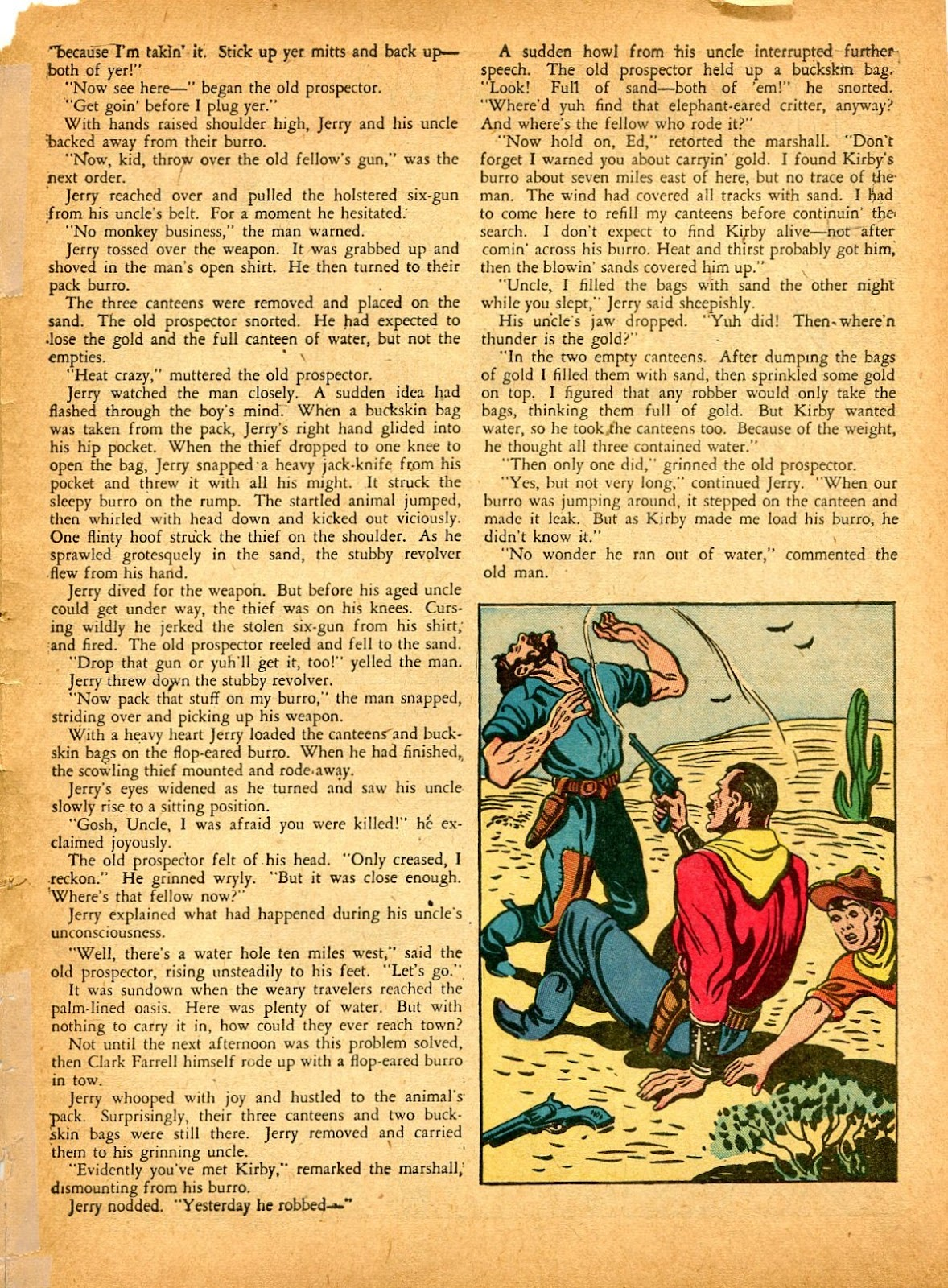 Read online Famous Funnies comic -  Issue #84 - 61