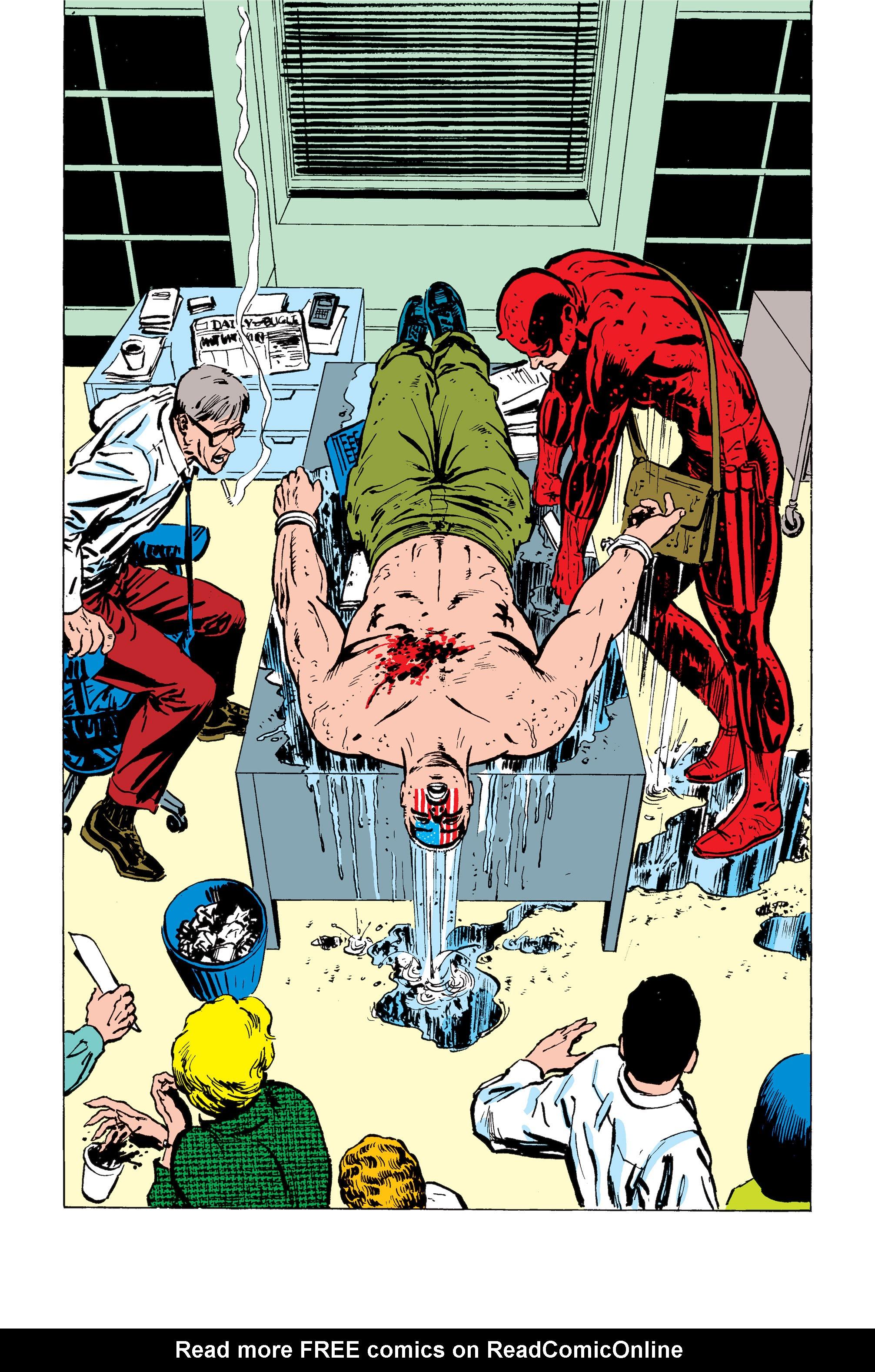 Read online Daredevil: Born Again comic -  Issue # Full - 197