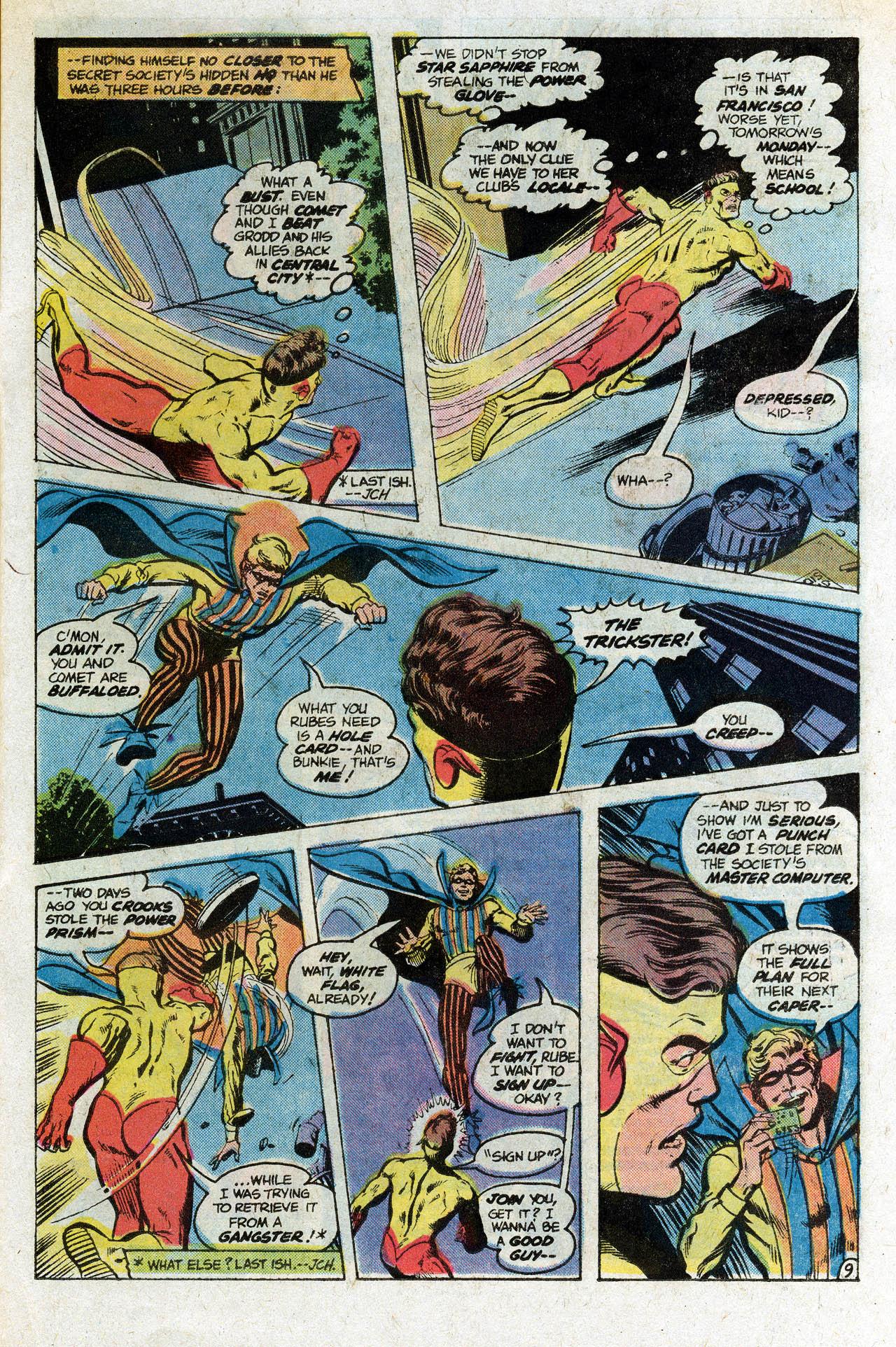 Read online Secret Society of Super-Villains comic -  Issue #9 - 15