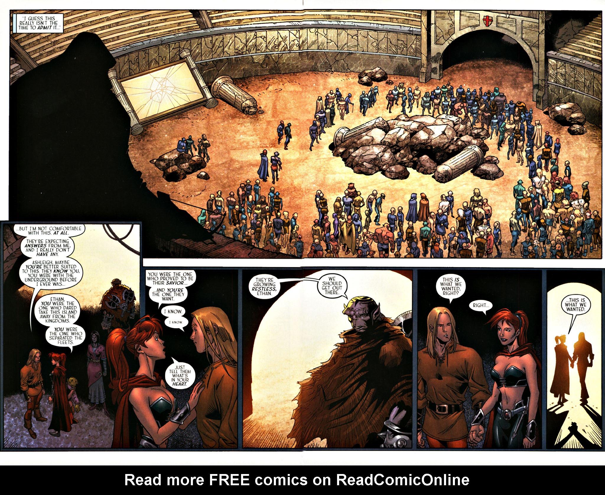 Read online Scion comic -  Issue #27 - 13