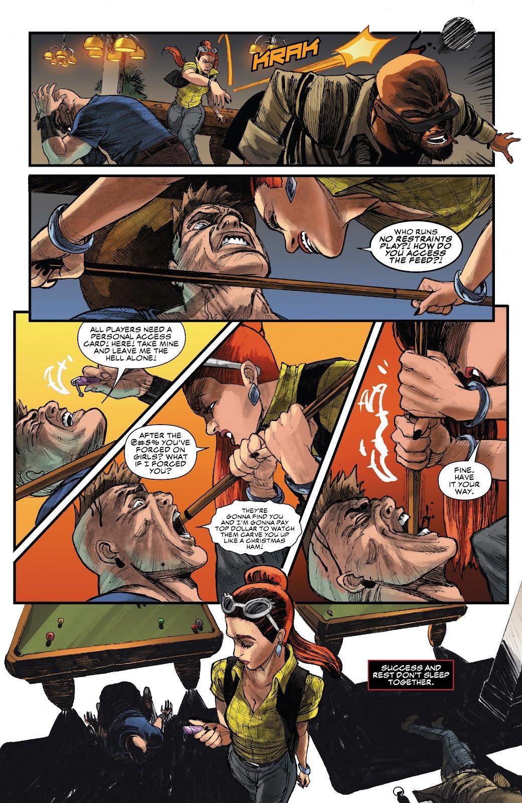 Read online Black Widow (2019) comic -  Issue #2 - 13