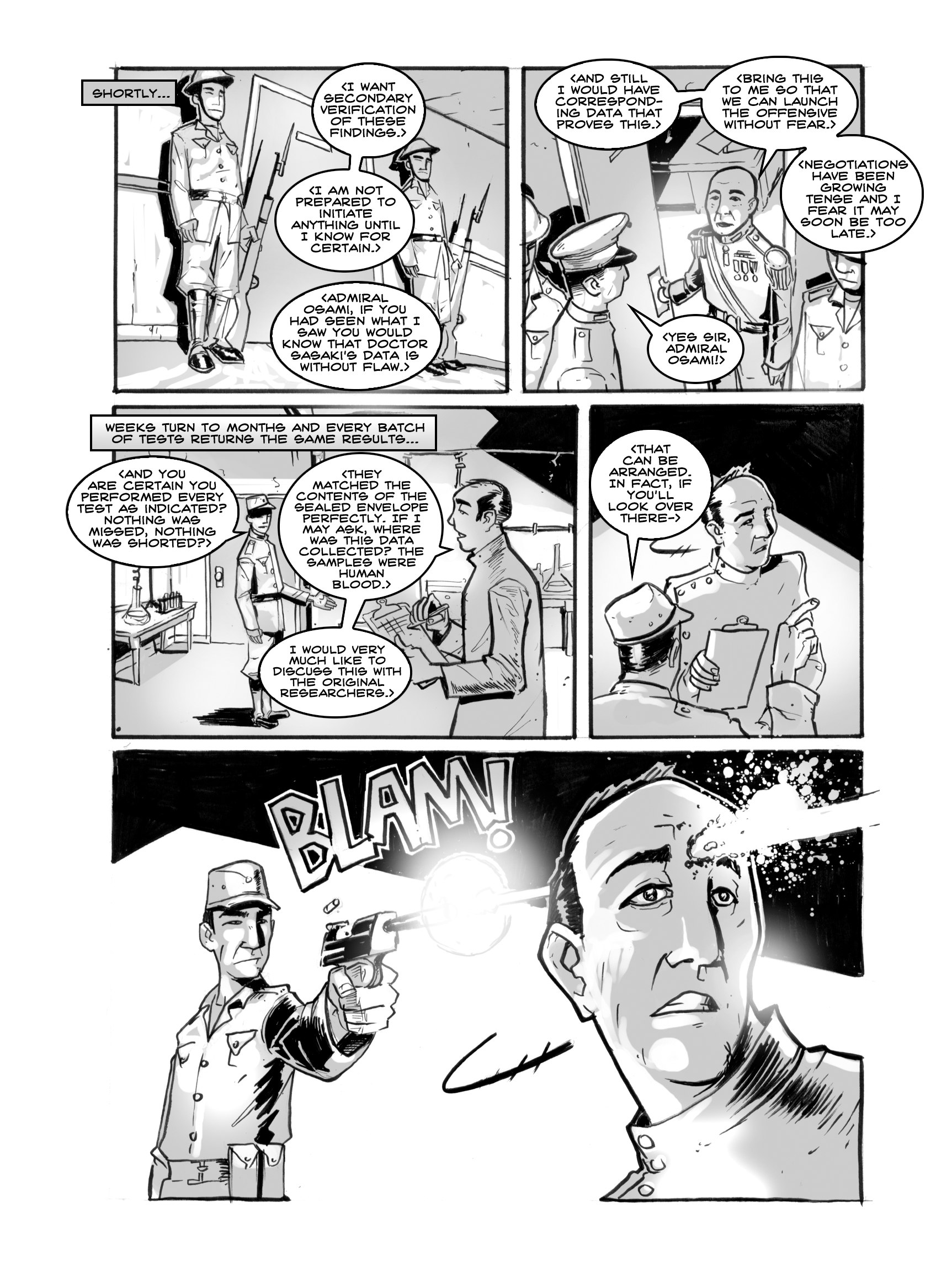 Read online FUBAR comic -  Issue #2 - 237